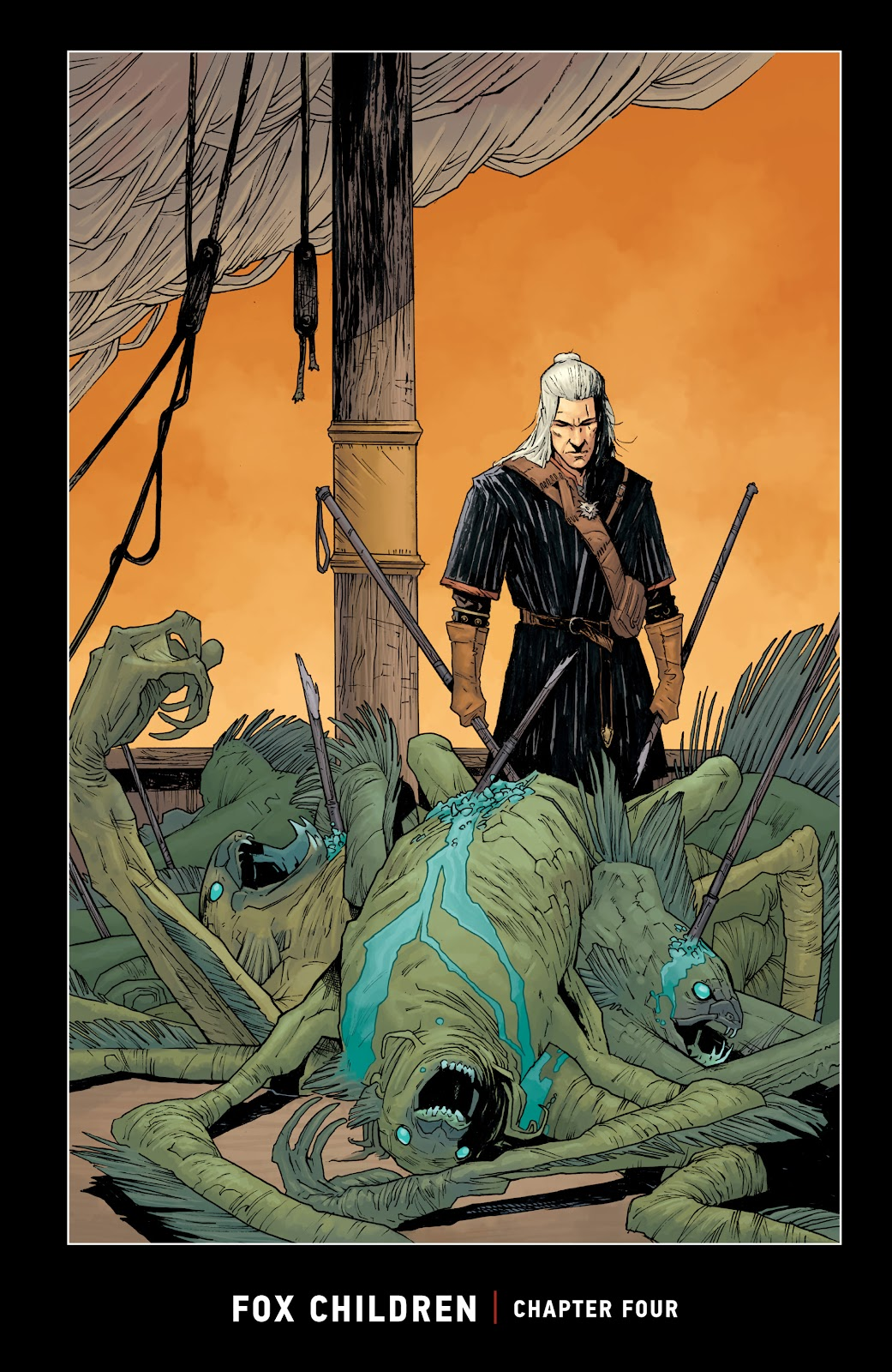 Read online The Witcher Omnibus comic -  Issue # TPB (Part 2) - 97