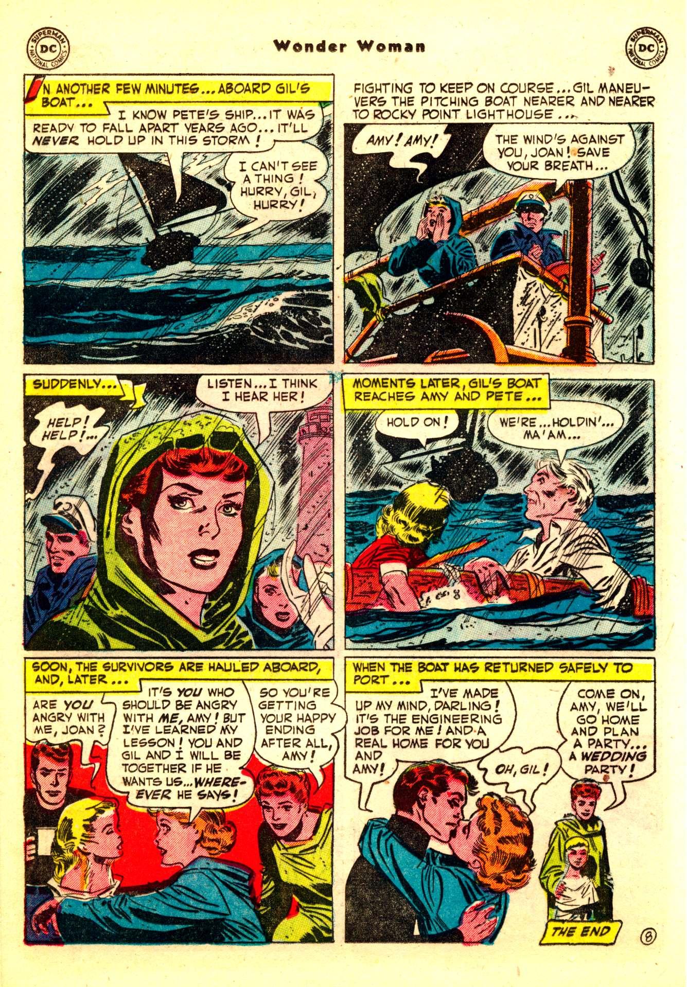 Read online Wonder Woman (1942) comic -  Issue #50 - 24