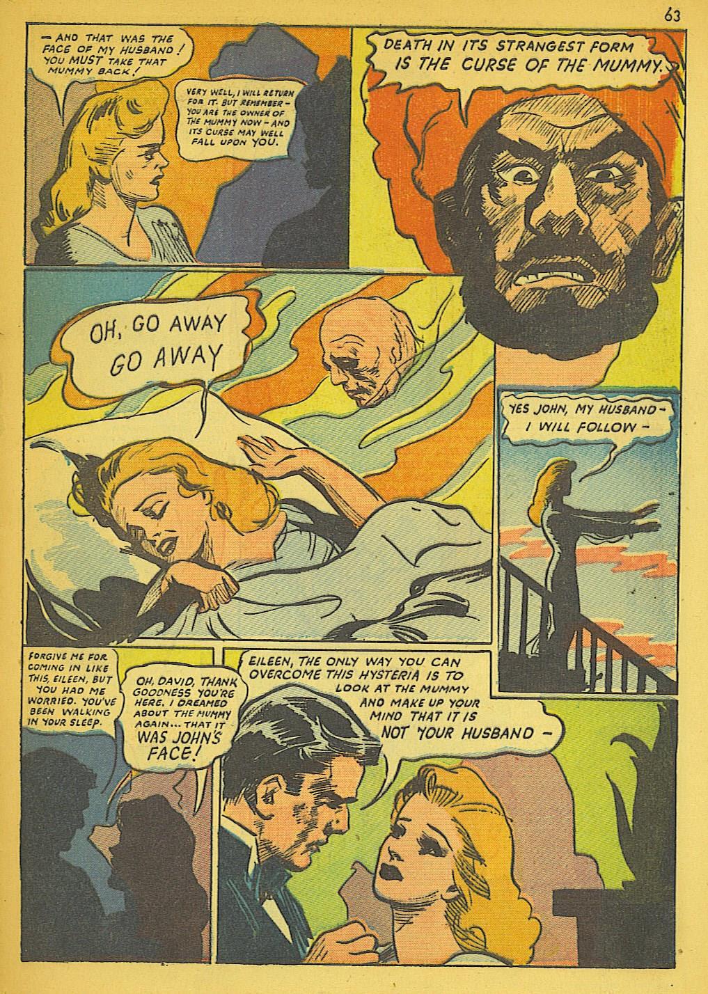 Read online Super-Magician Comics comic -  Issue #19 - 55