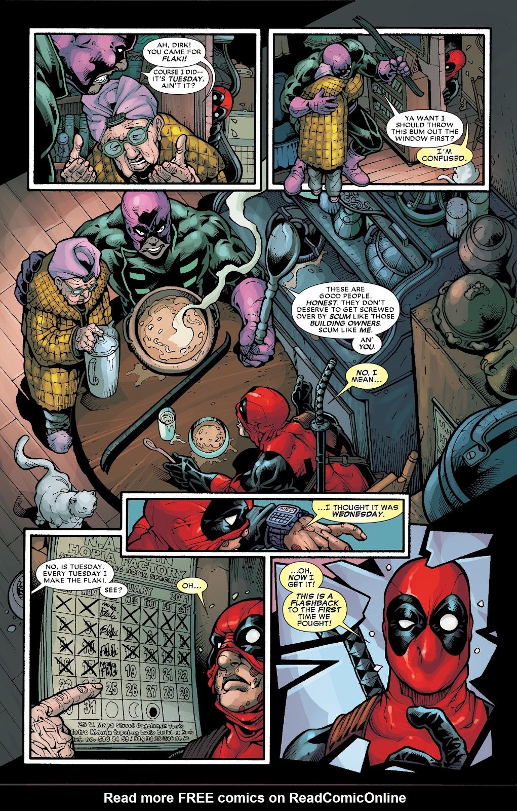 Read online Deadpool (2008) comic -  Issue #33.1 - 15