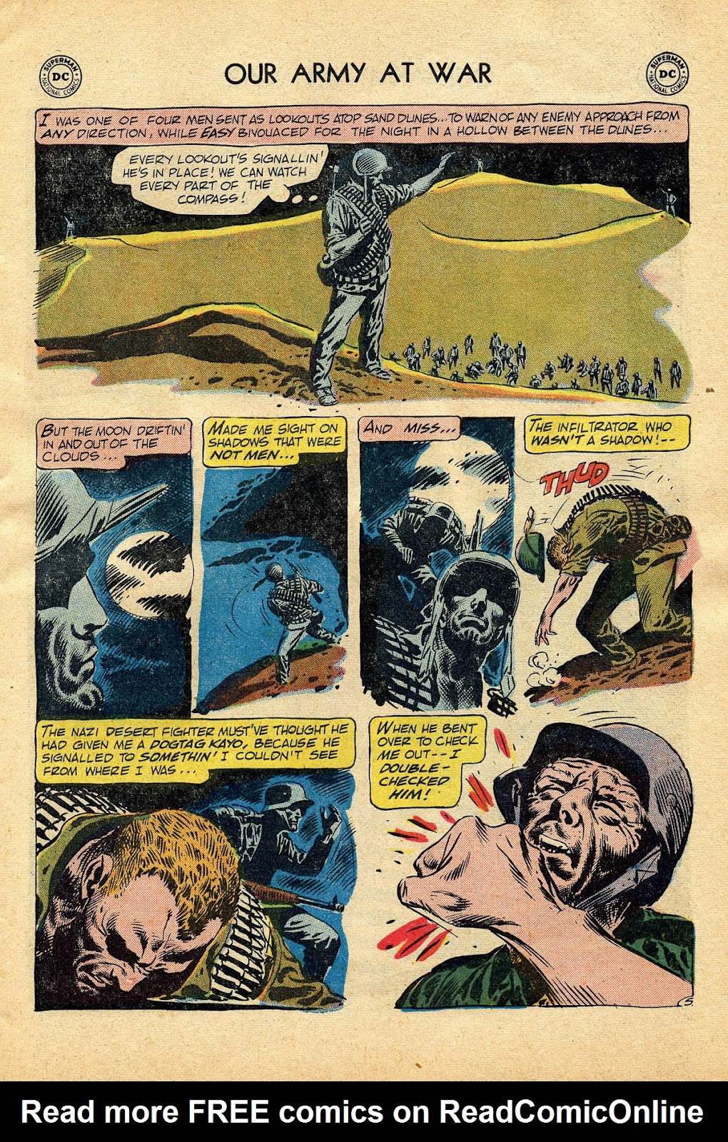 Our Army at War (1952) issue 99 - Page 7