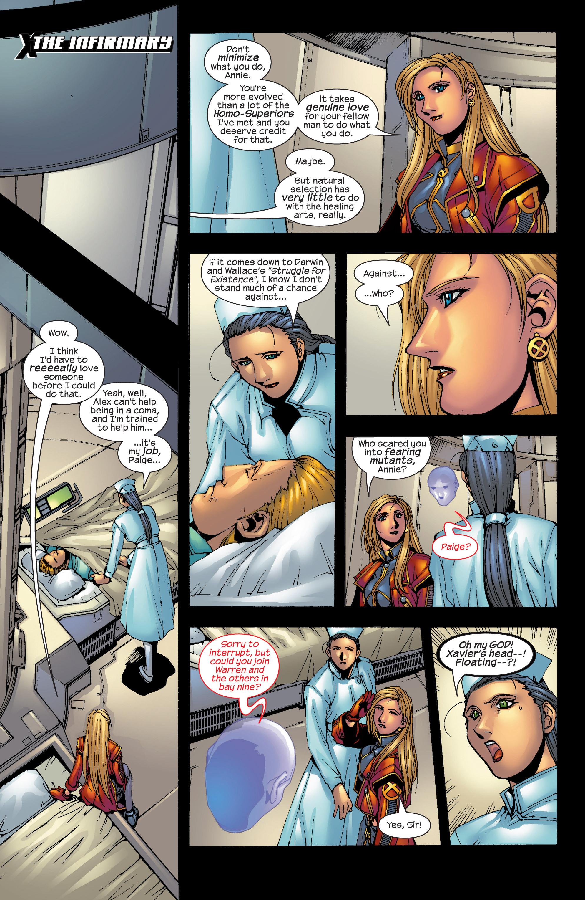 Read online Uncanny X-Men (1963) comic -  Issue #417 - 17