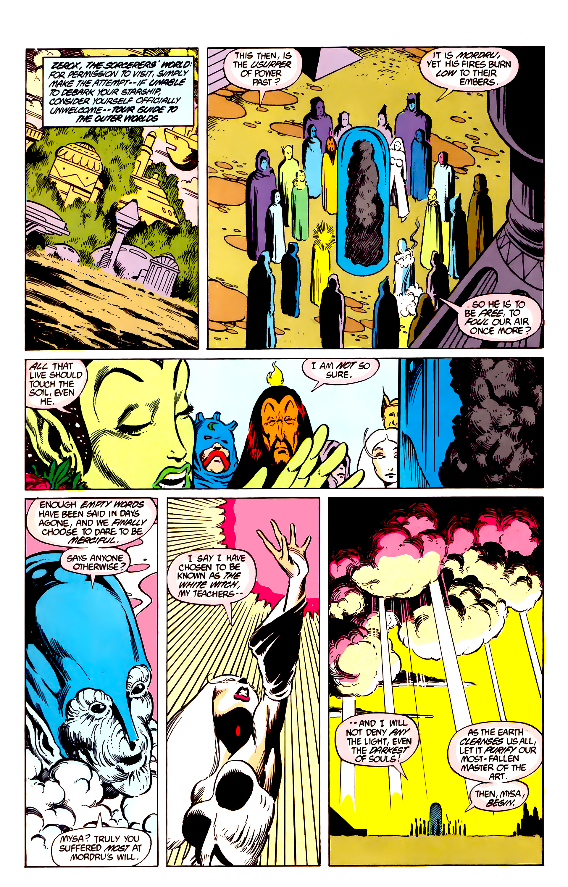 Legion of Super-Heroes (1984) 27 Page 12