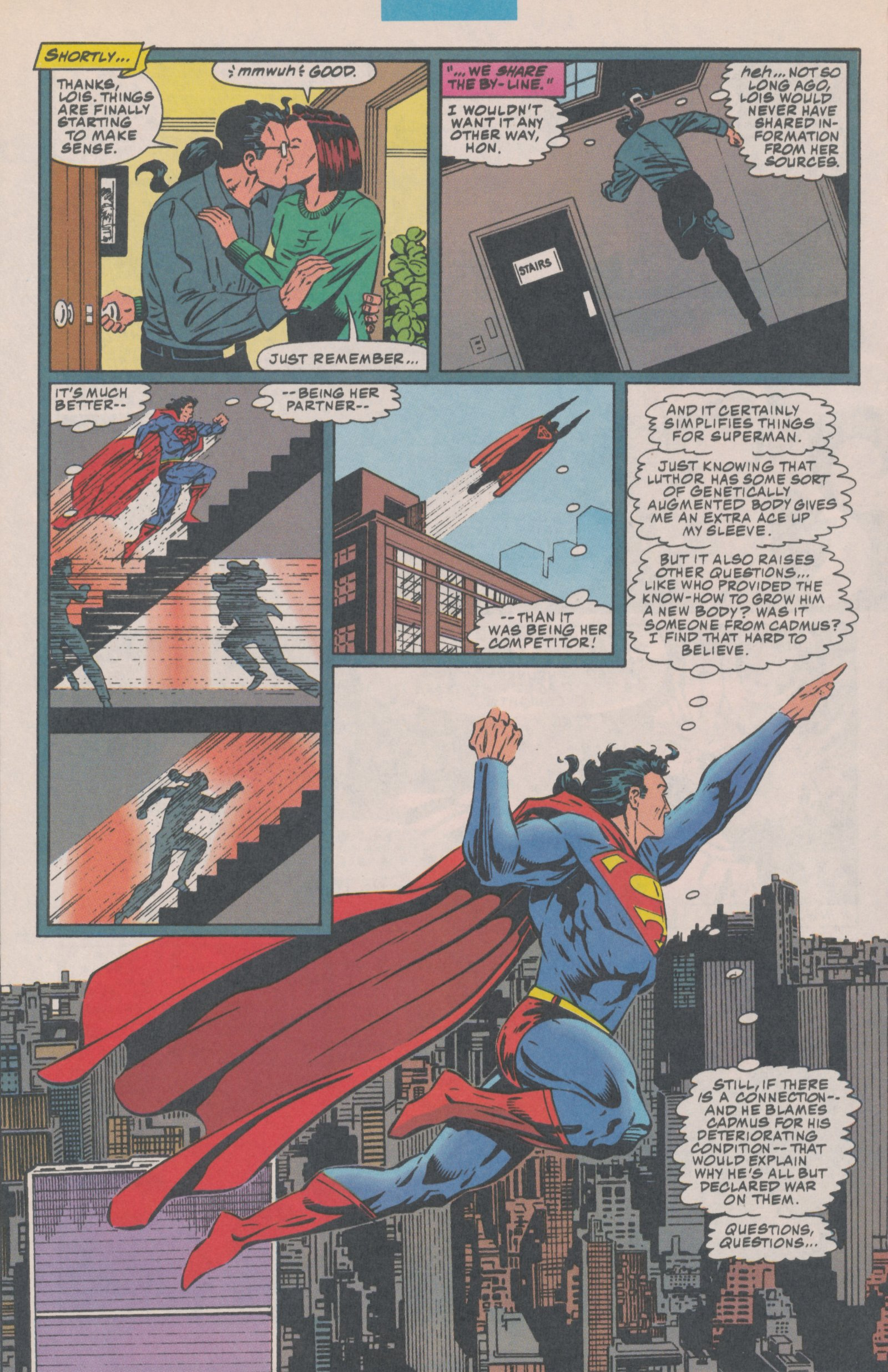 Read online Action Comics (1938) comic -  Issue #699 - 15