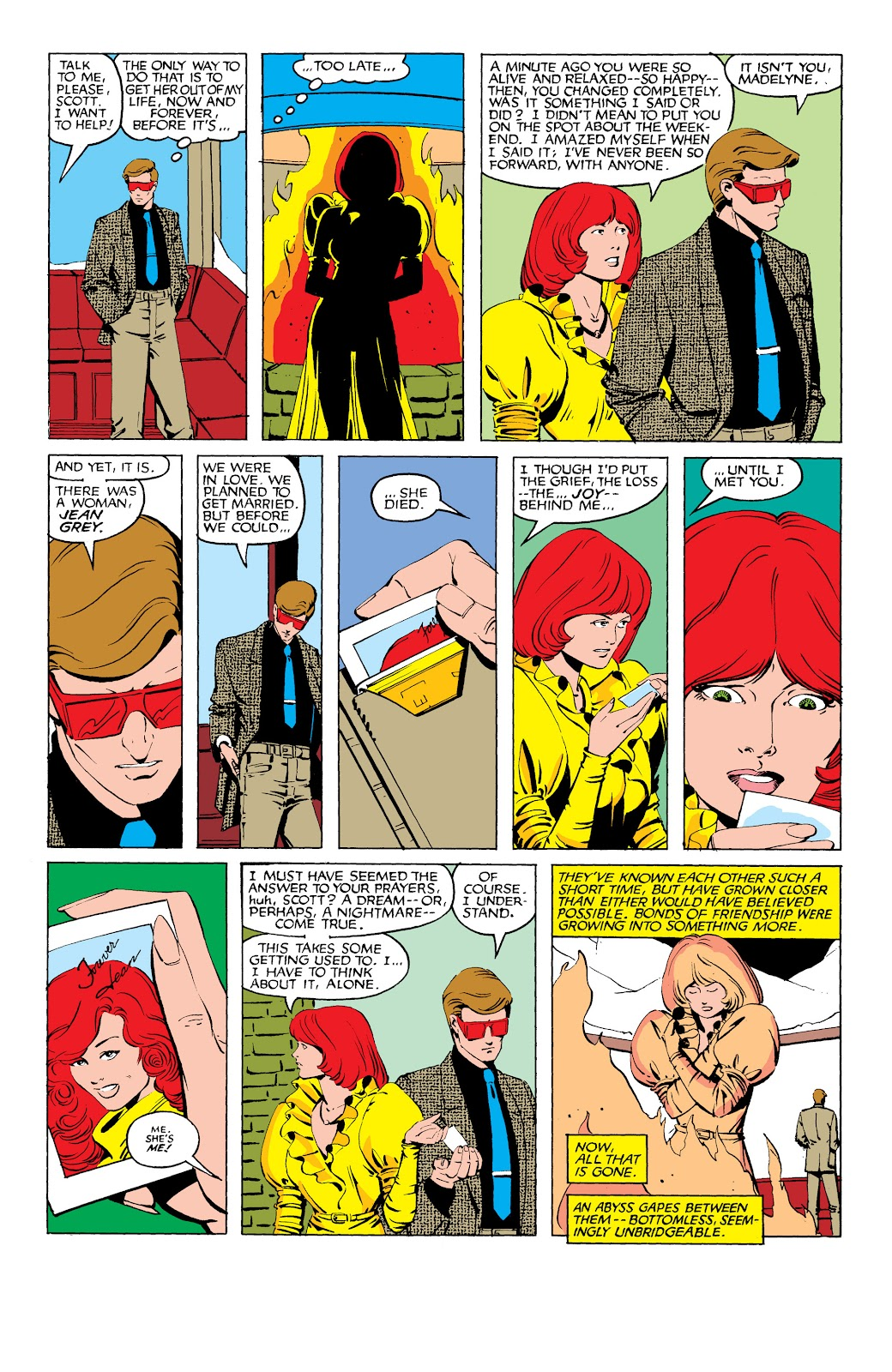 Uncanny X-Men (1963) issue 170 - Page 4