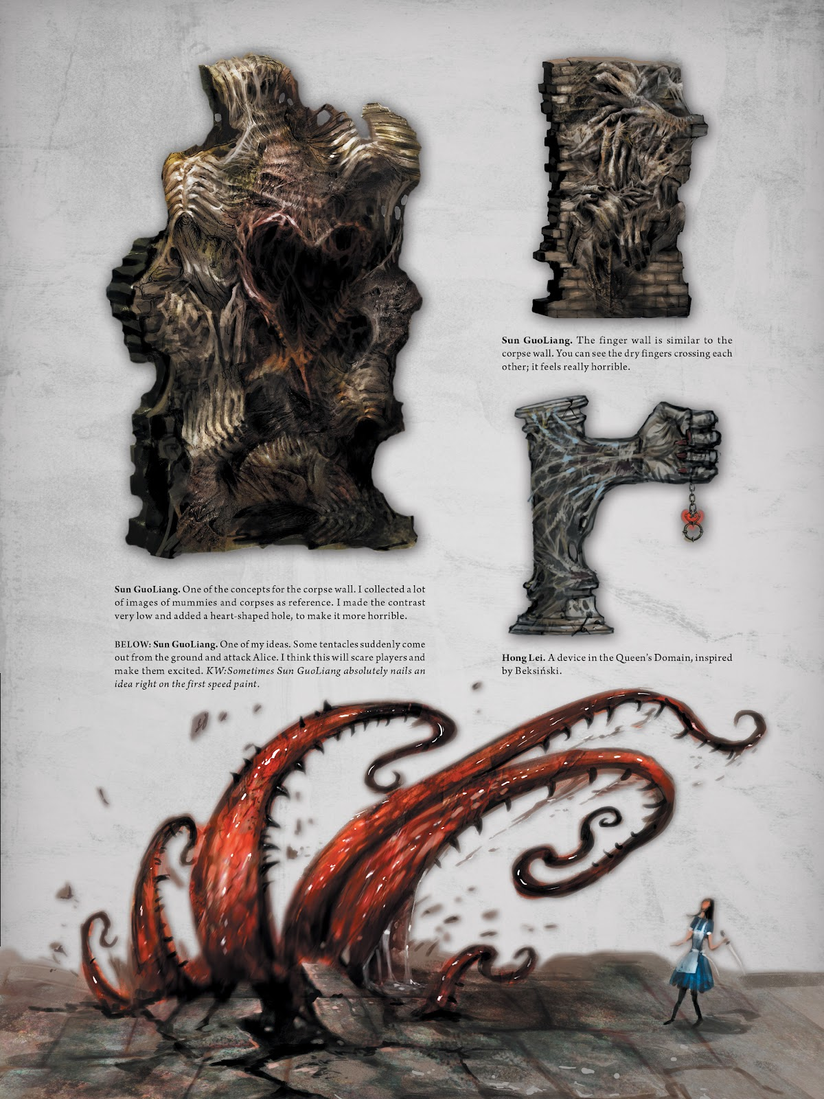 Read online The Art of Alice: Madness Returns comic -  Issue # TPB (Part 2) - 27