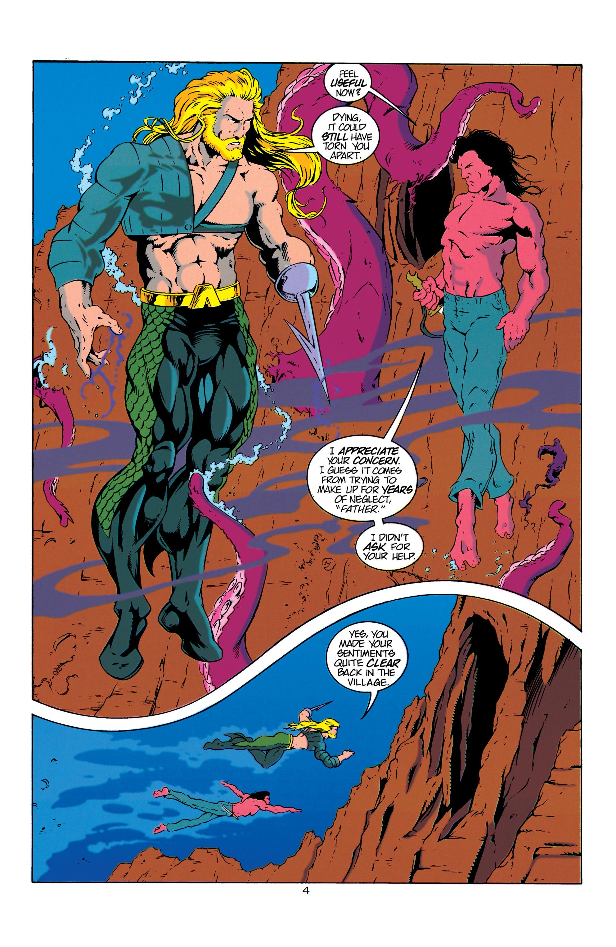 Read online Aquaman (1994) comic -  Issue #6 - 5