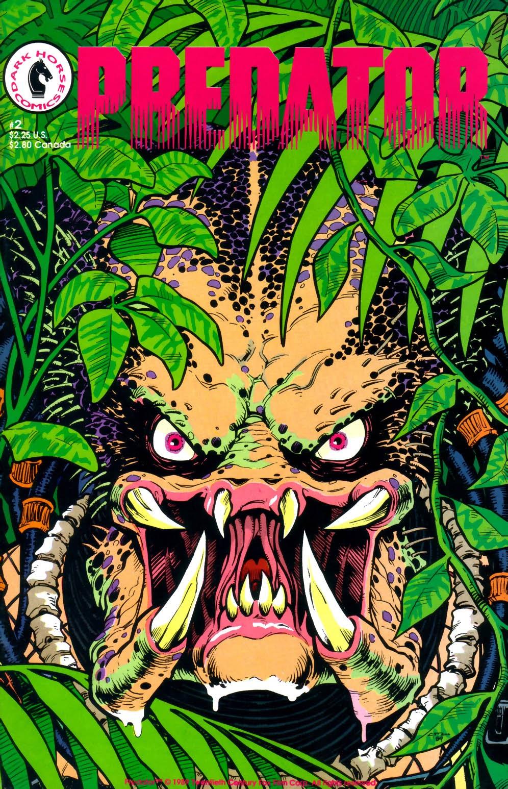 Predator (1989) issue 2 - Page 1