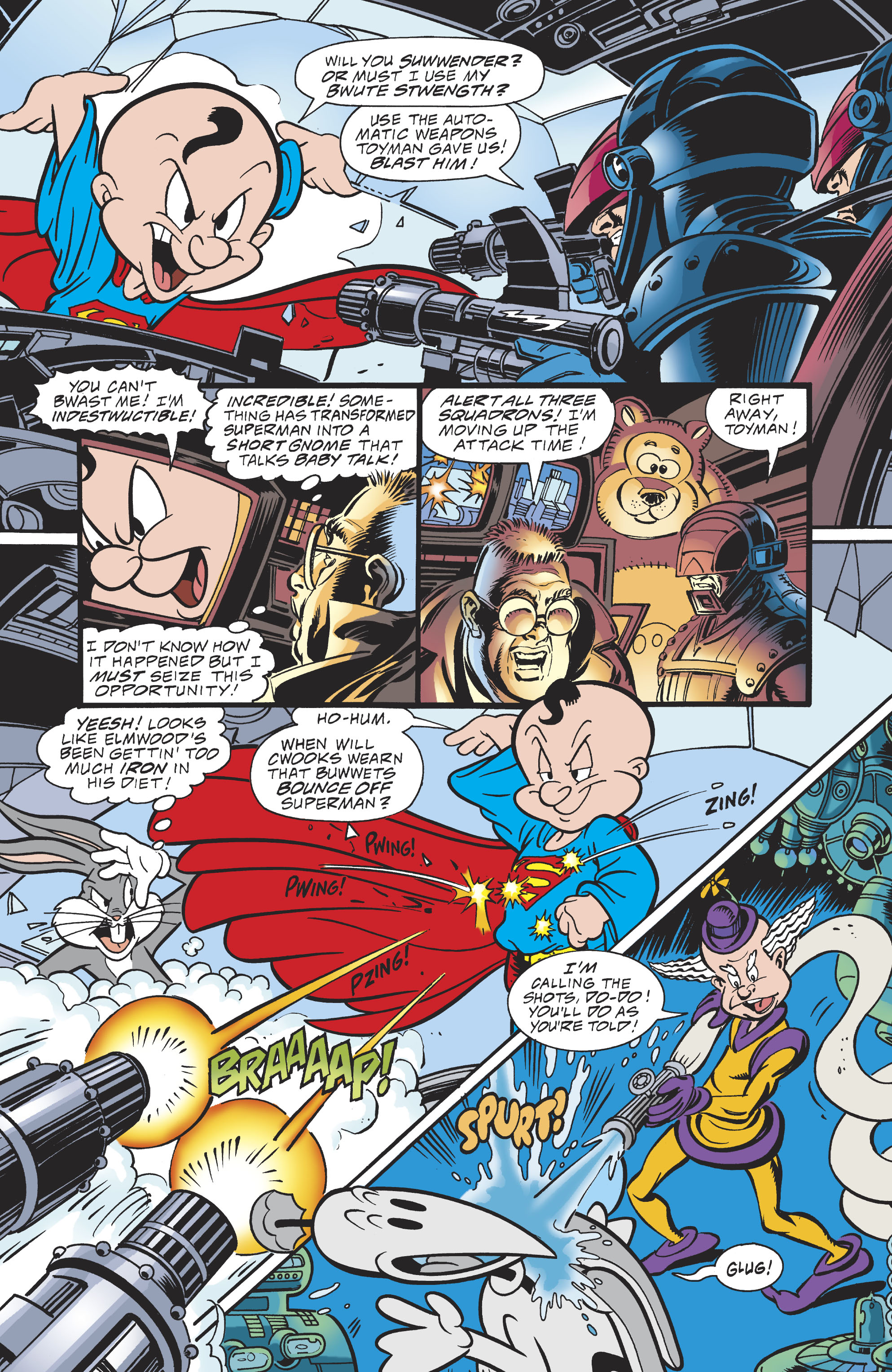 Read online DC/Looney Tunes 100-Page Super Spectacular comic -  Issue # Full - 55