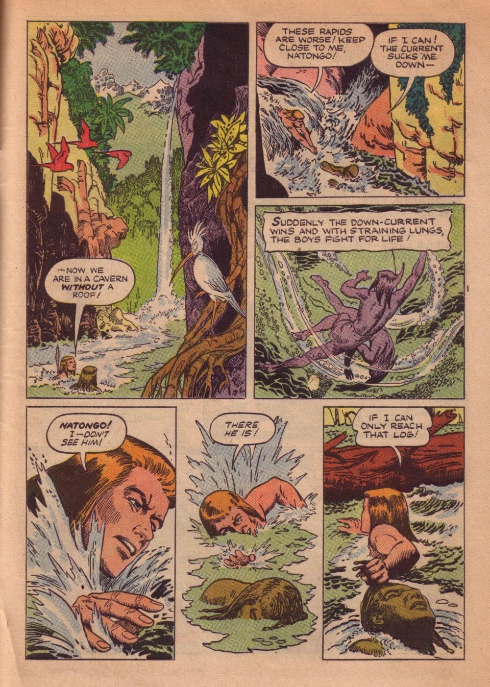 Tarzan (1948) issue 55 - Page 47
