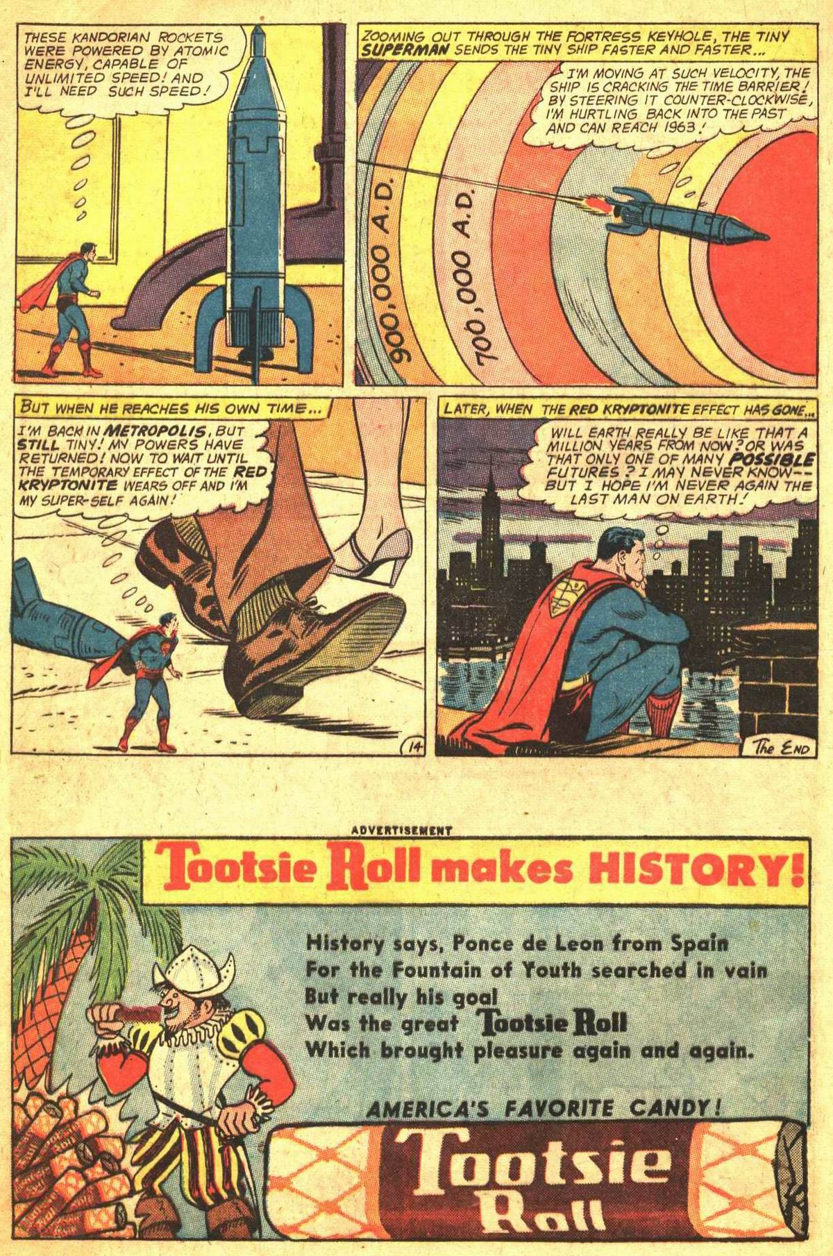 Read online Action Comics (1938) comic -  Issue #300 - 16