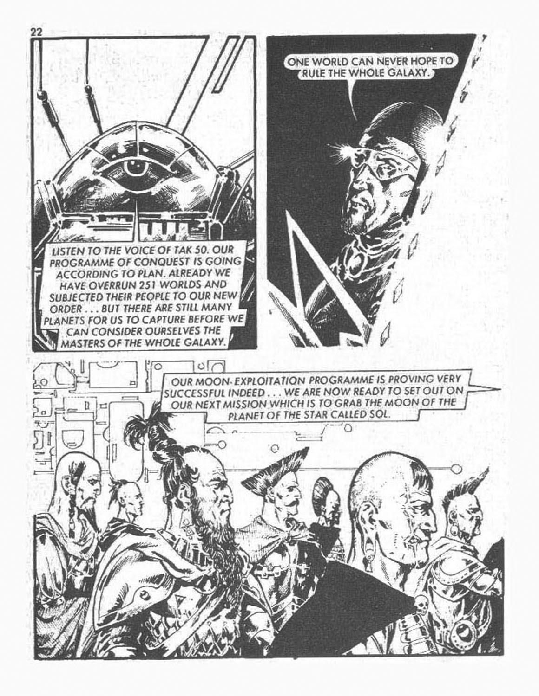 Starblazer issue 29 - Page 22