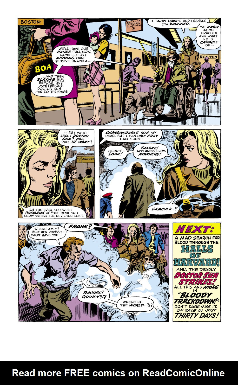 Tomb of Dracula (1972) issue 37 - Page 19
