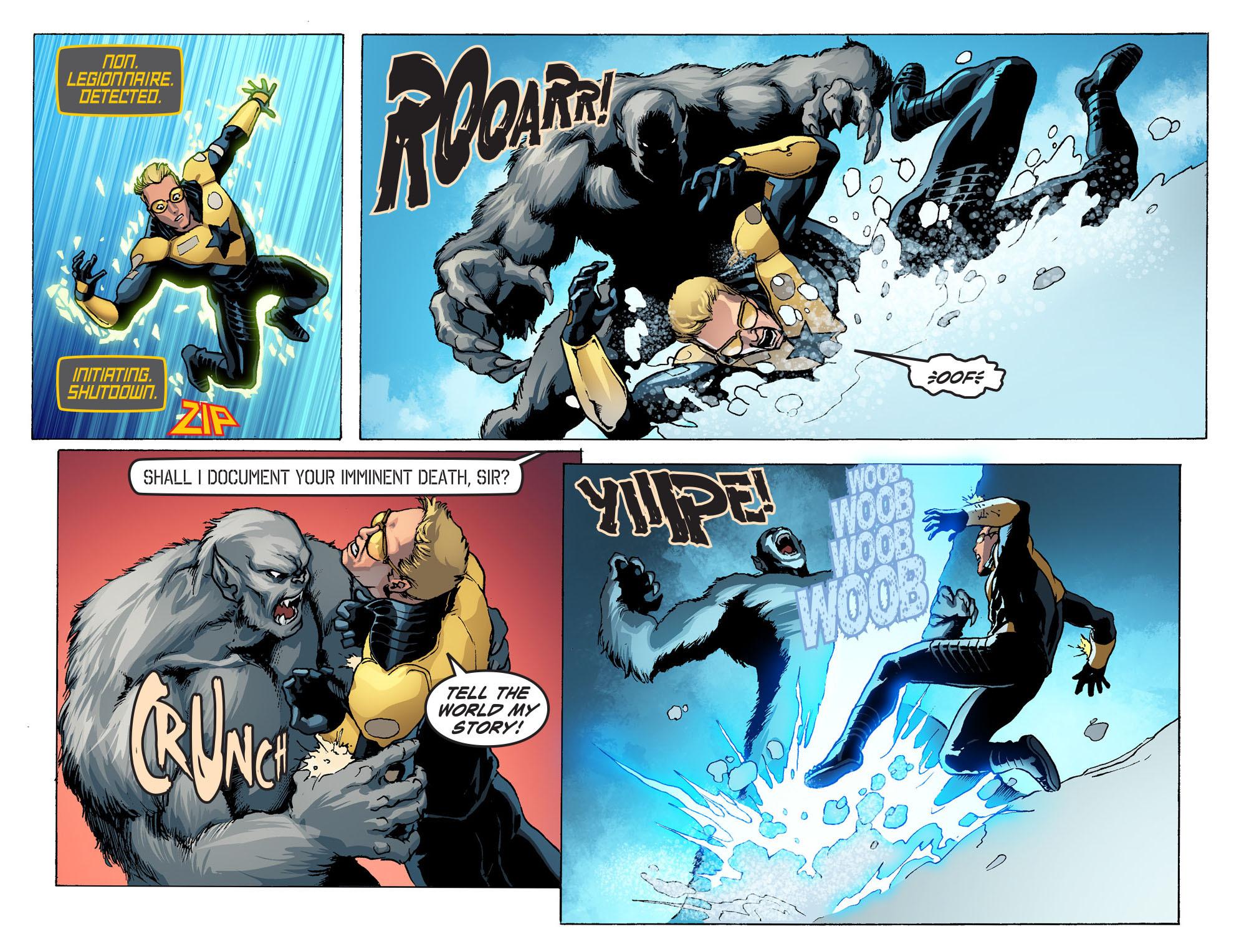 Read online Smallville: Season 11 comic -  Issue #42 - 8