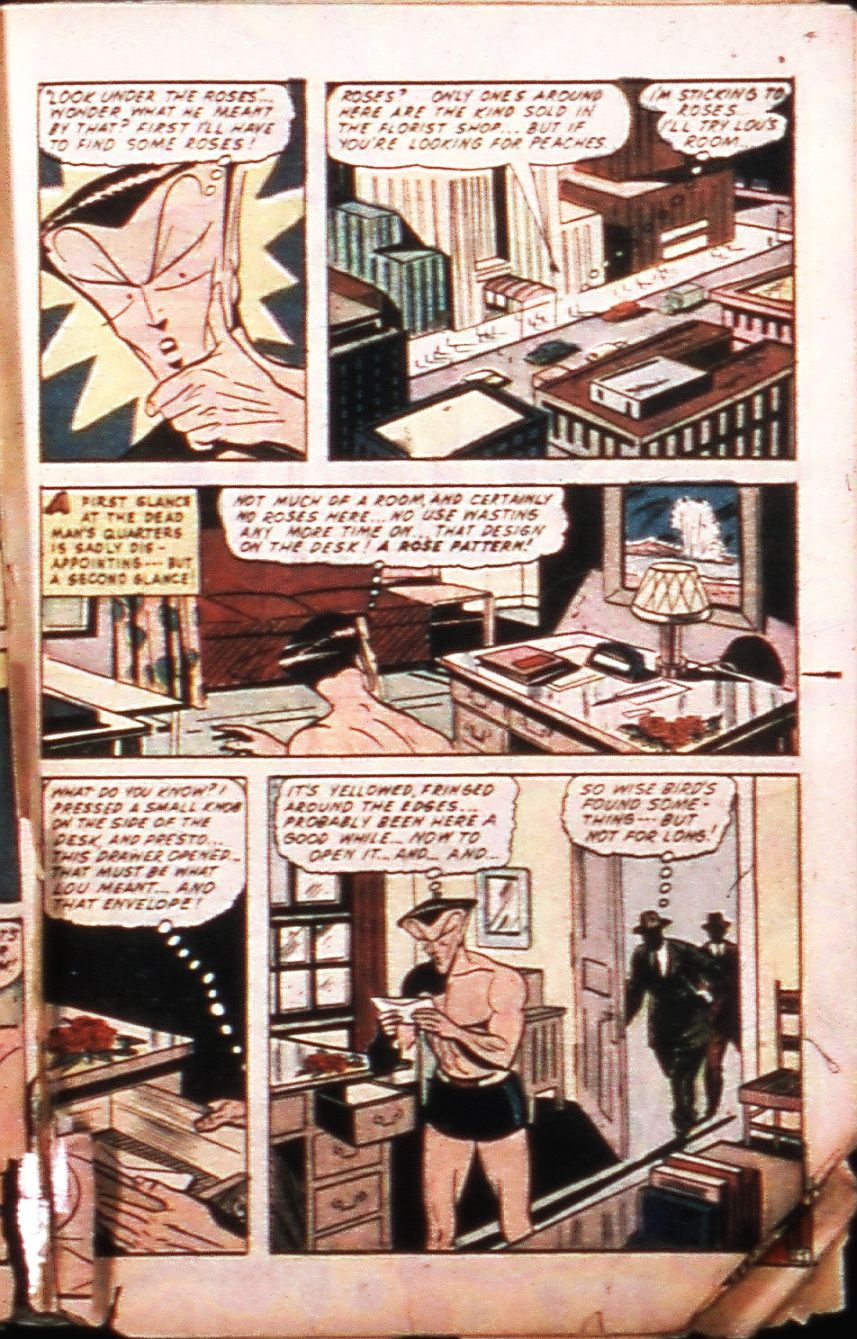 Marvel Mystery Comics (1939) issue 75 - Page 22