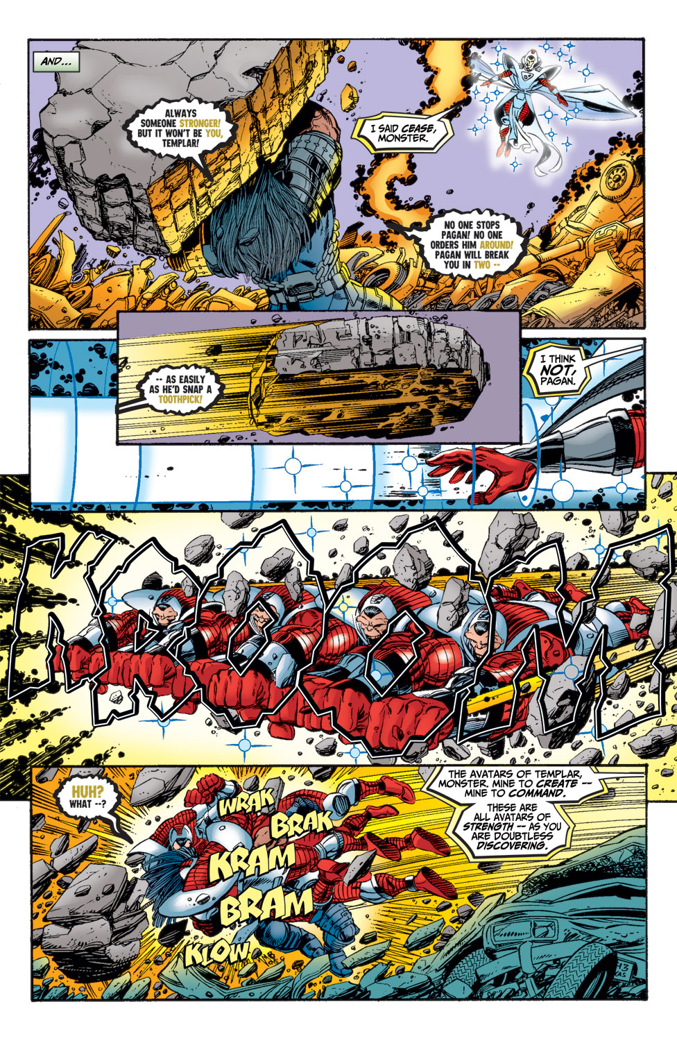 Read online Avengers (1998) comic -  Issue #15 - 18