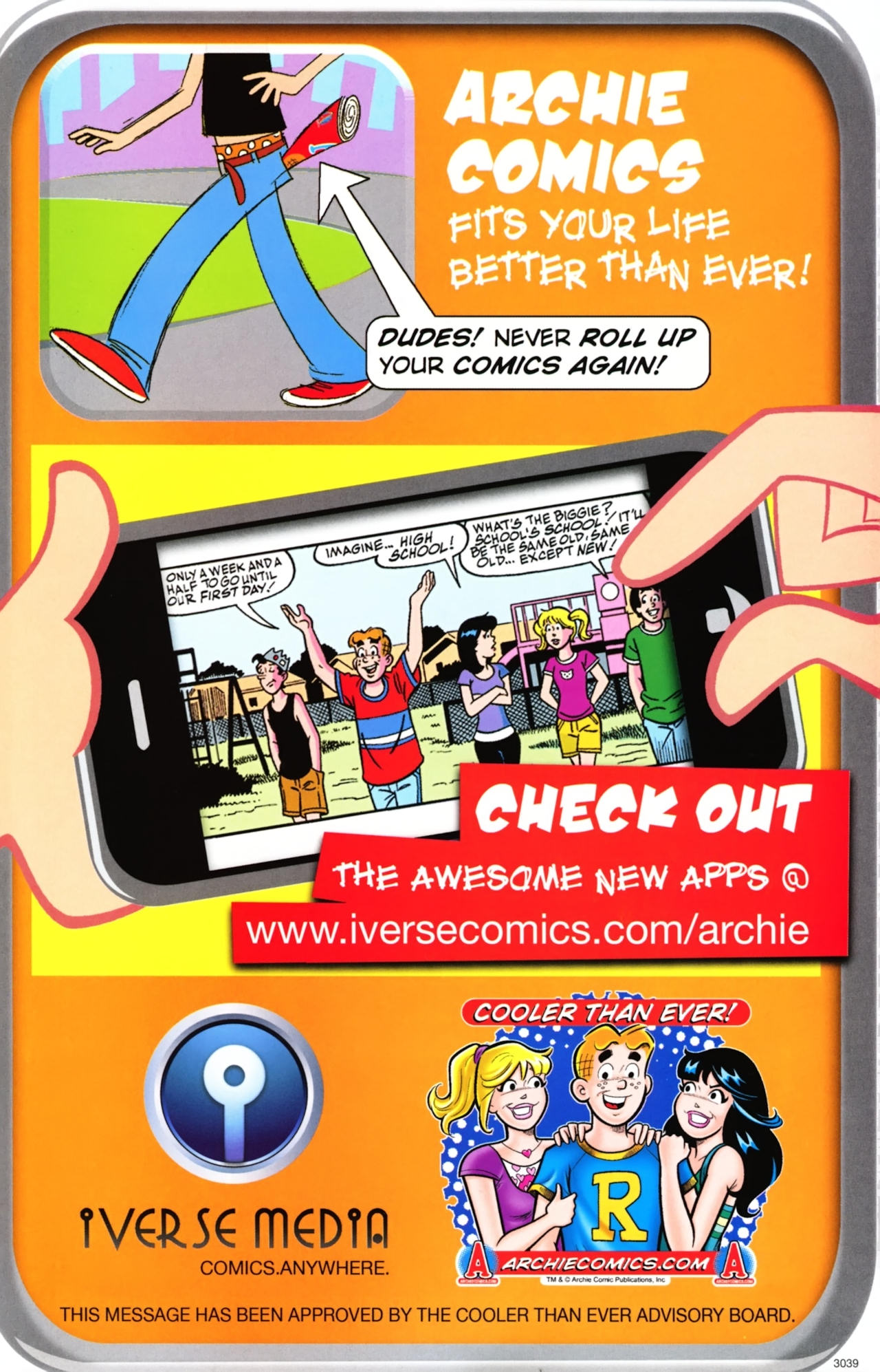 Read online Archie (1960) comic -  Issue #599 - 35