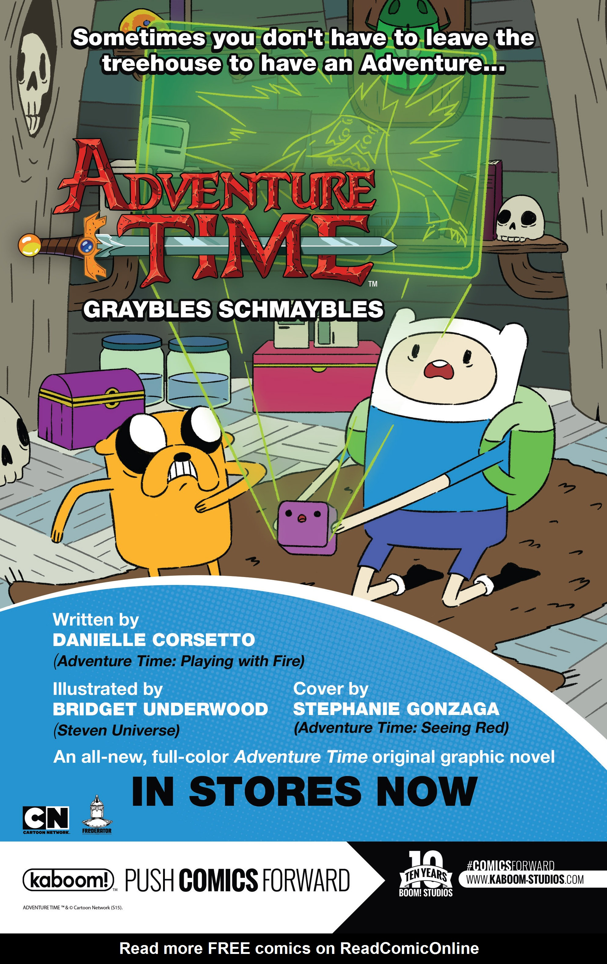 Read online Adventure Time comic -  Issue #40 - 27