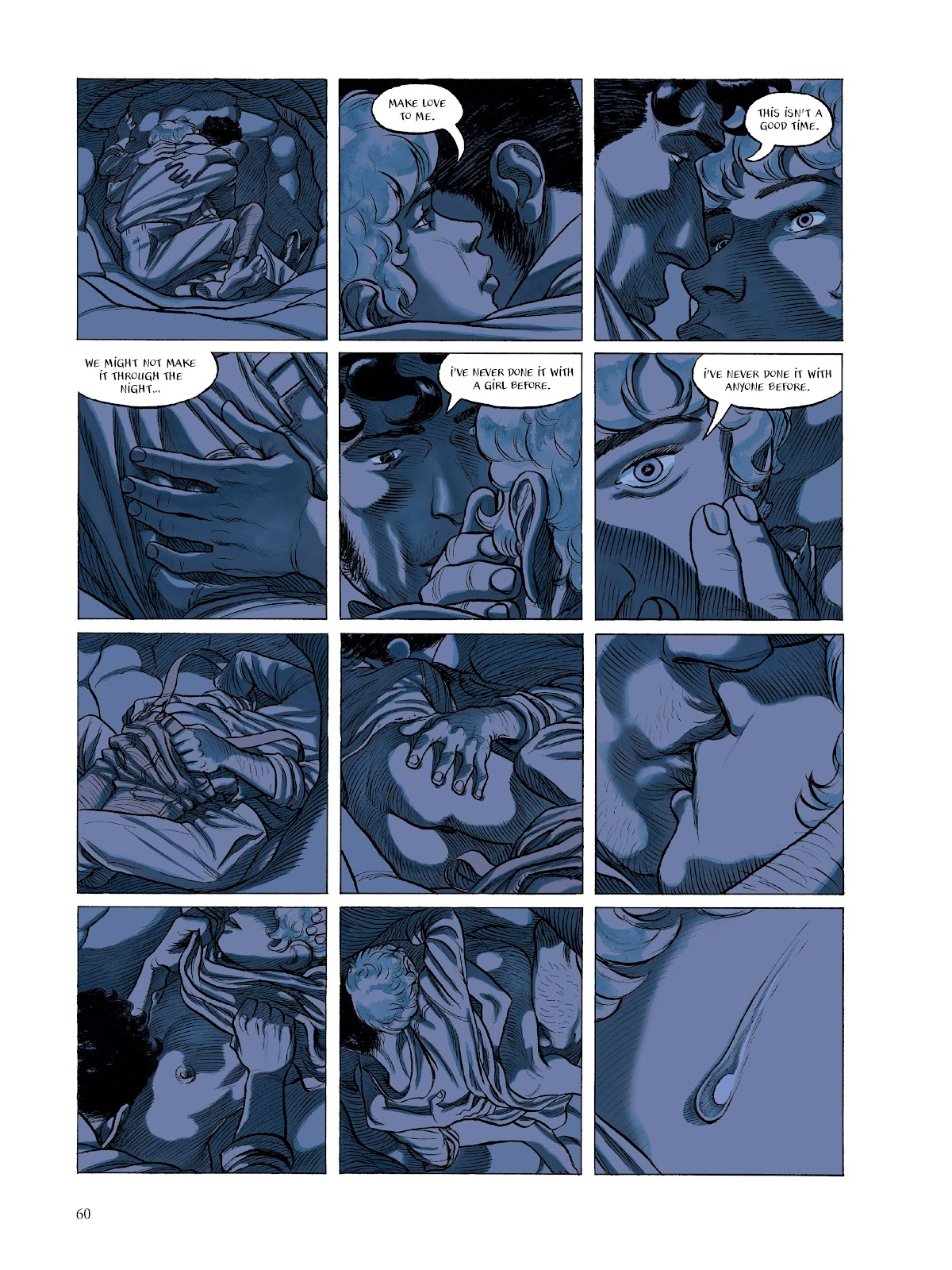 Read online The Smell of Starving Boys comic -  Issue # TPB - 61