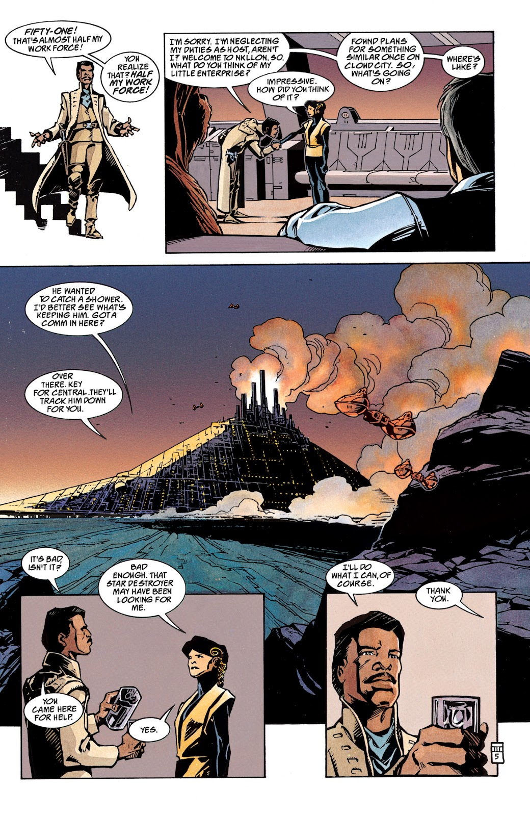 Read online Star Wars Legends: The New Republic - Epic Collection comic -  Issue # TPB 4 (Part 1) - 61