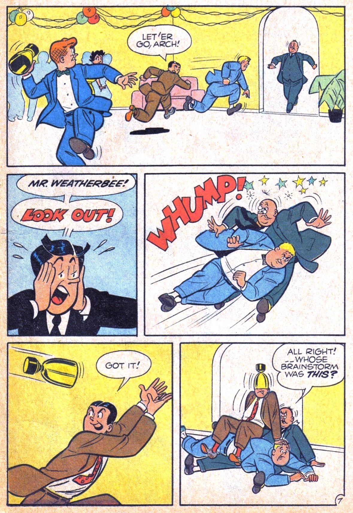 Read online Archie (1960) comic -  Issue #120 - 19