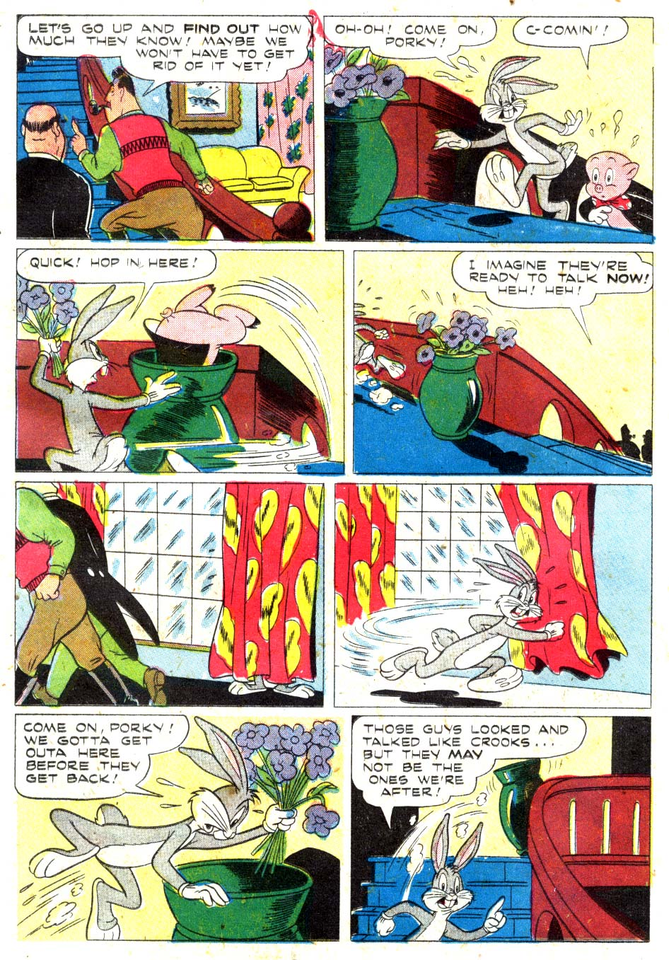Four Color Comics issue 307 - Page 34