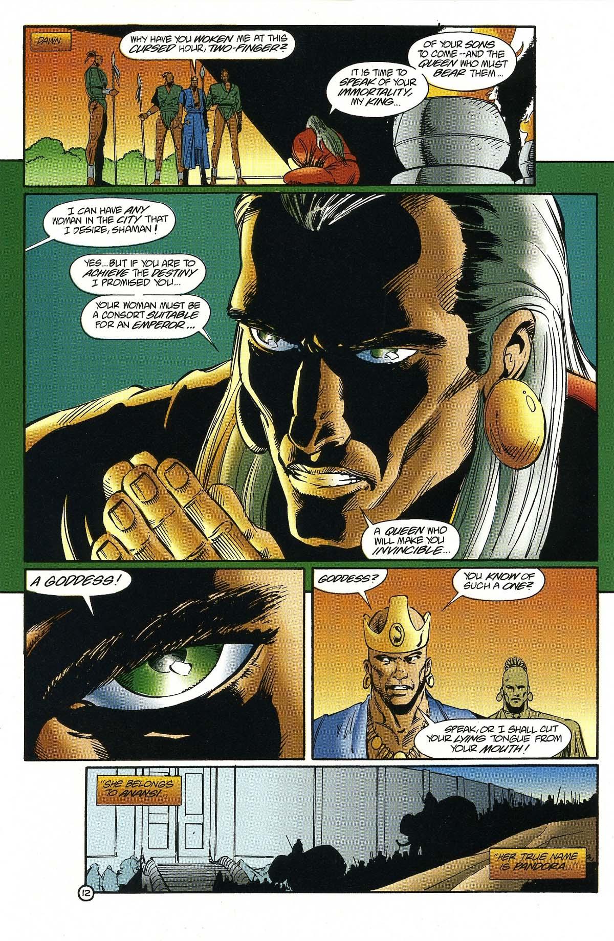 Read online Rune (1994) comic -  Issue #7 - 15