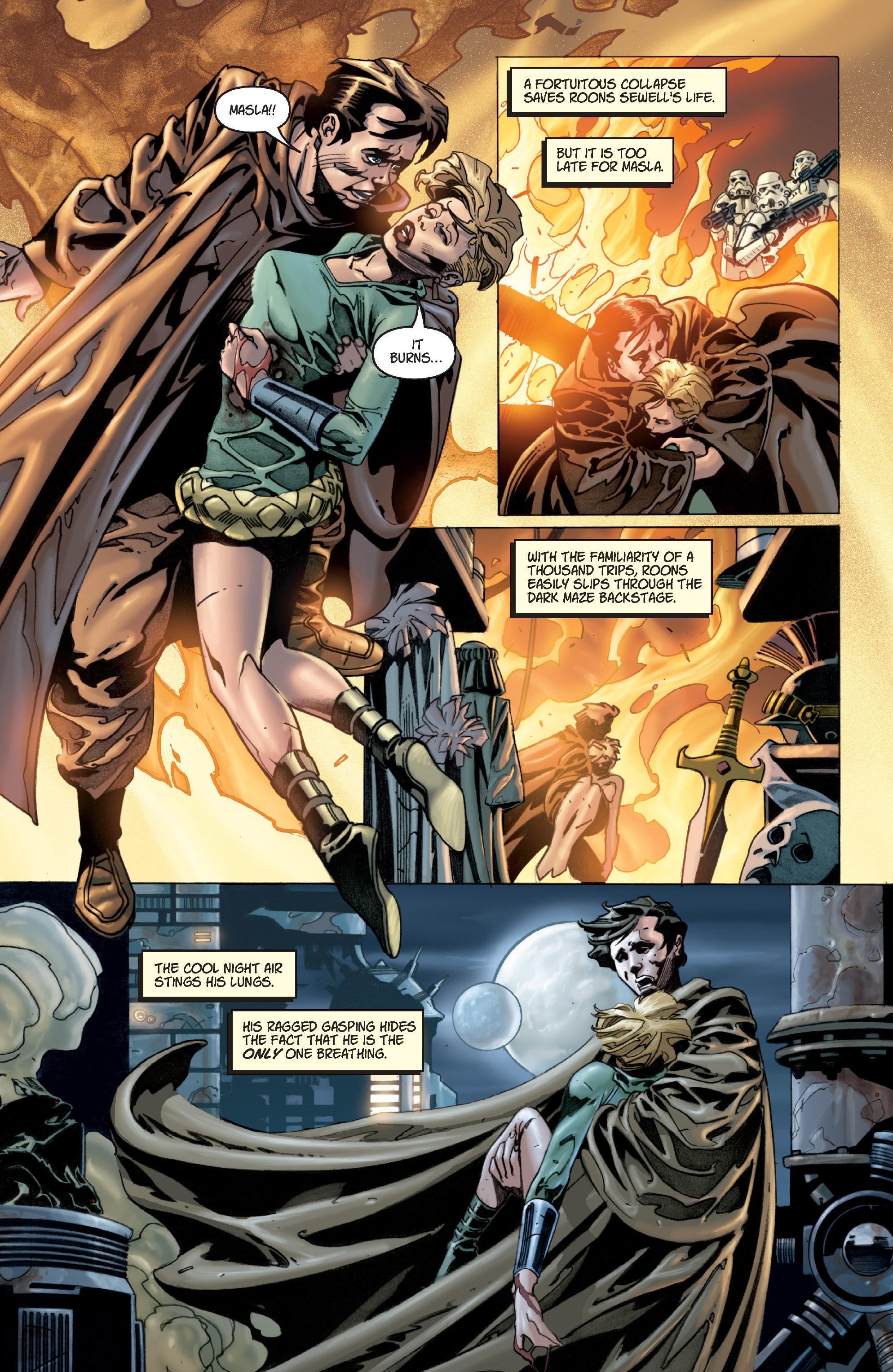 Read online Star Wars Omnibus comic -  Issue # Vol. 17 - 160