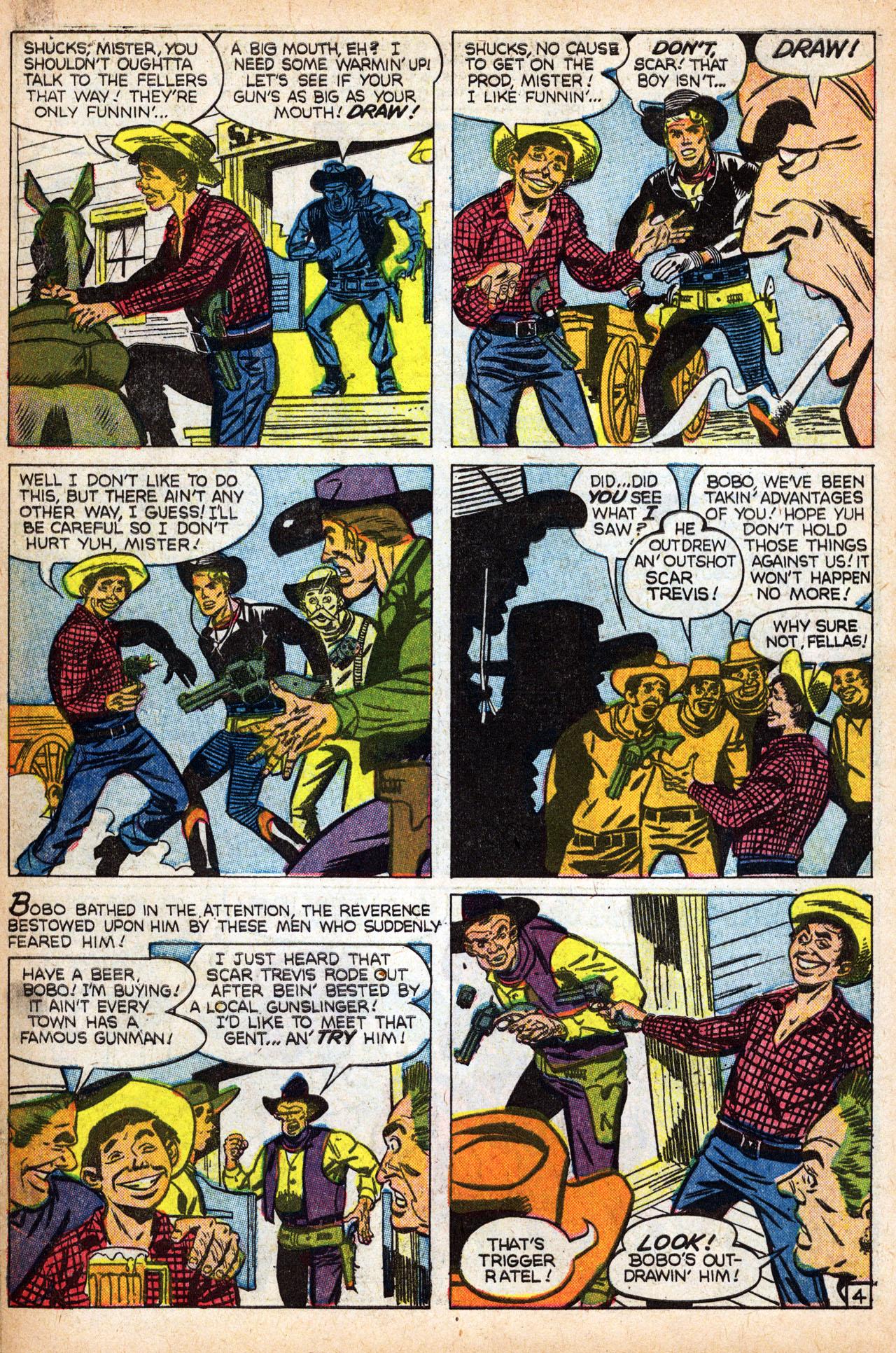 Read online Two-Gun Kid comic -  Issue #39 - 6