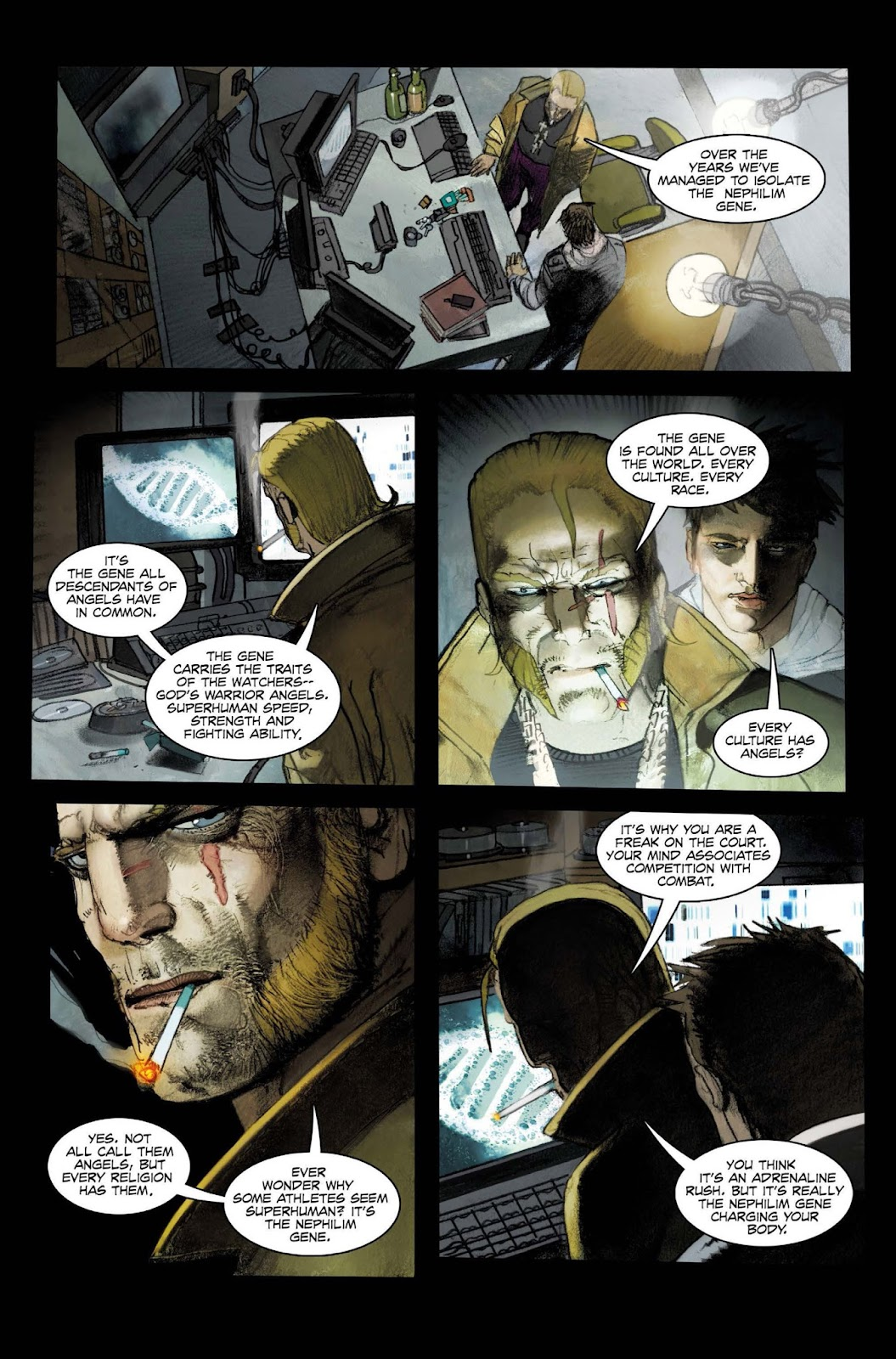 13 Coins issue TPB - Page 57