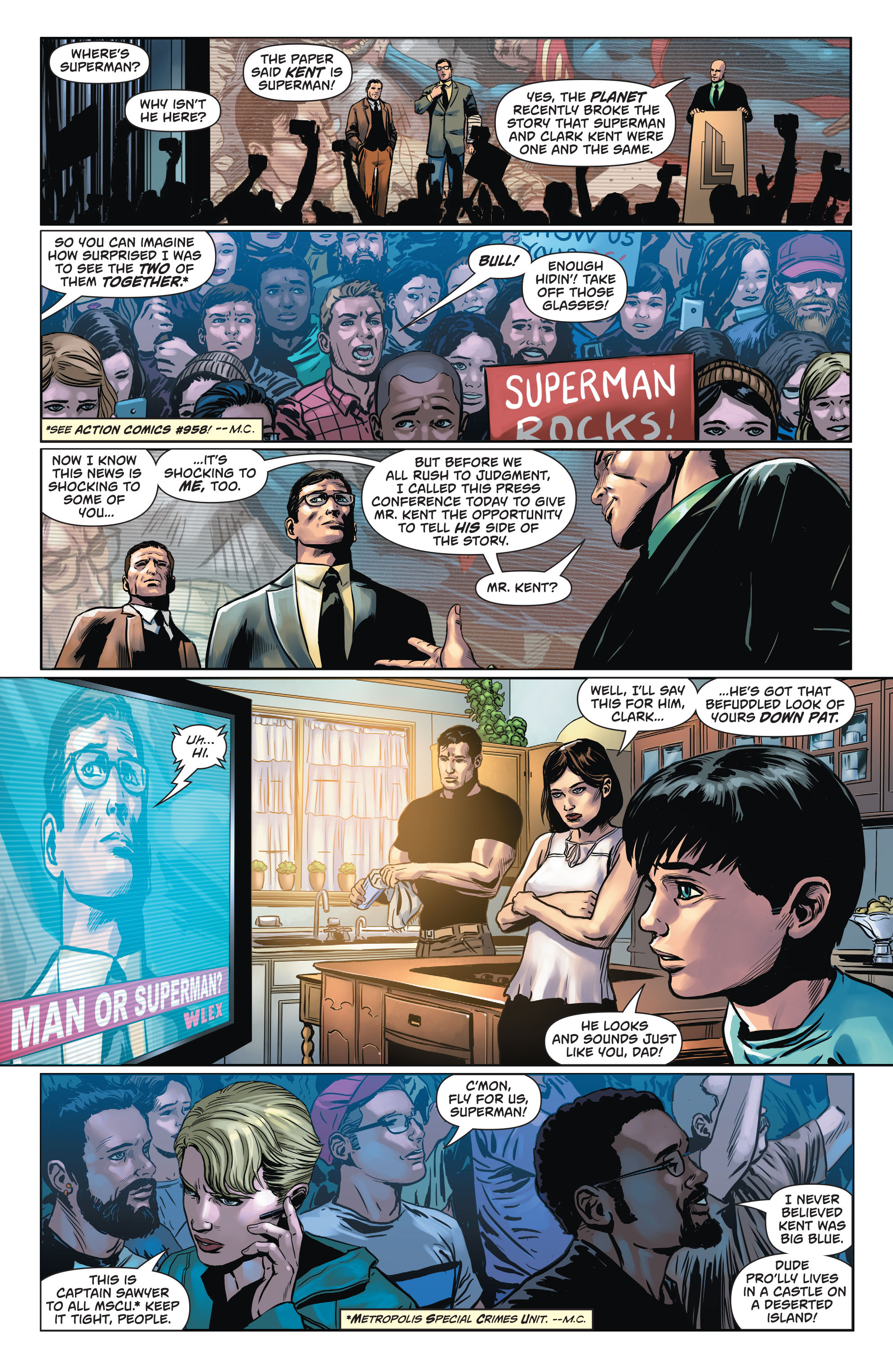 Read online Action Comics (2016) comic -  Issue #963 - 9