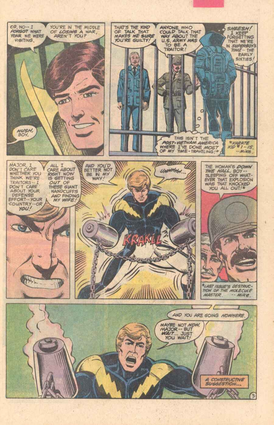 Legion of Super-Heroes (1980) 282 Page 3