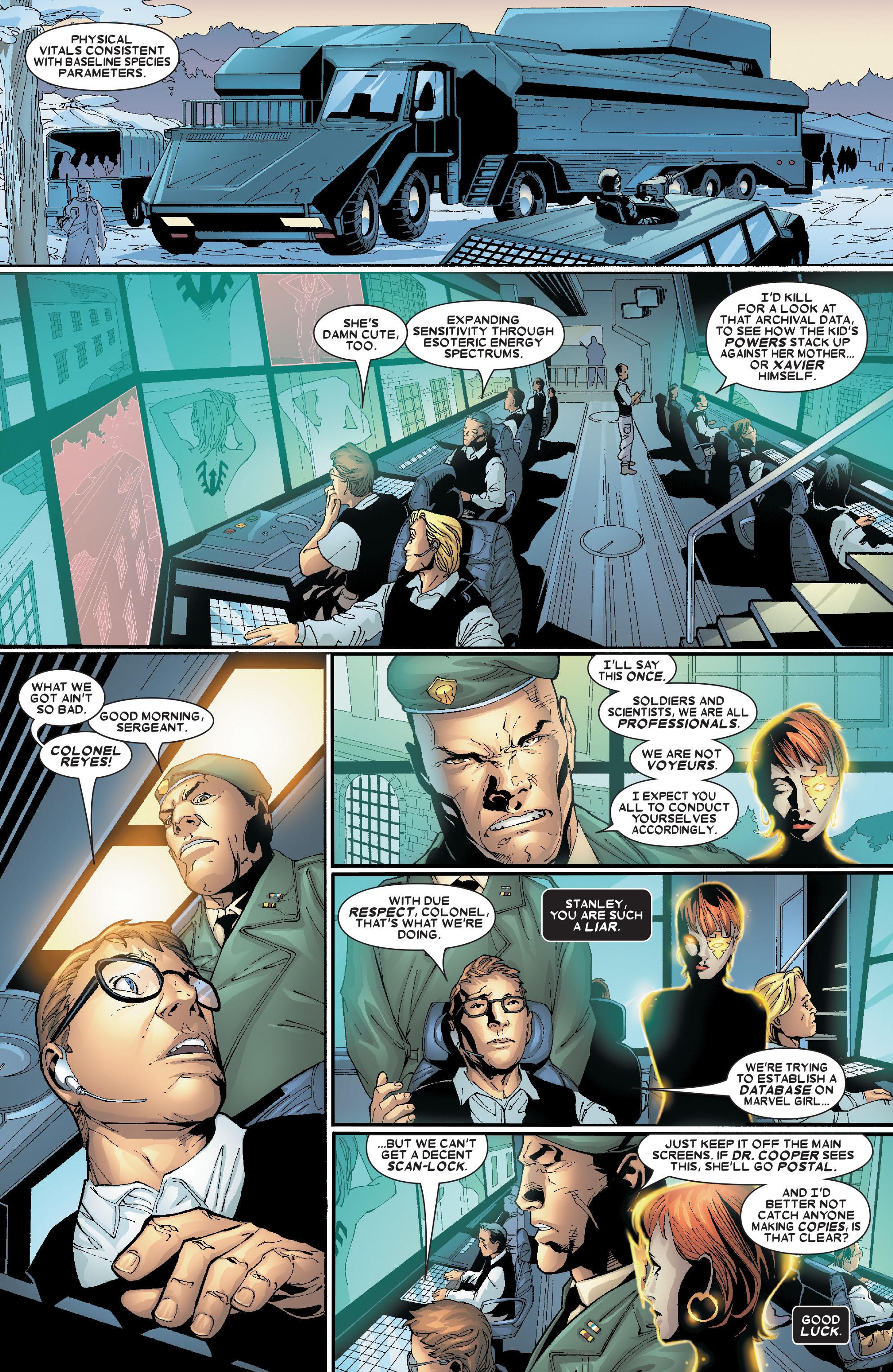 Read online Uncanny X-Men (1963) comic -  Issue #469 - 5