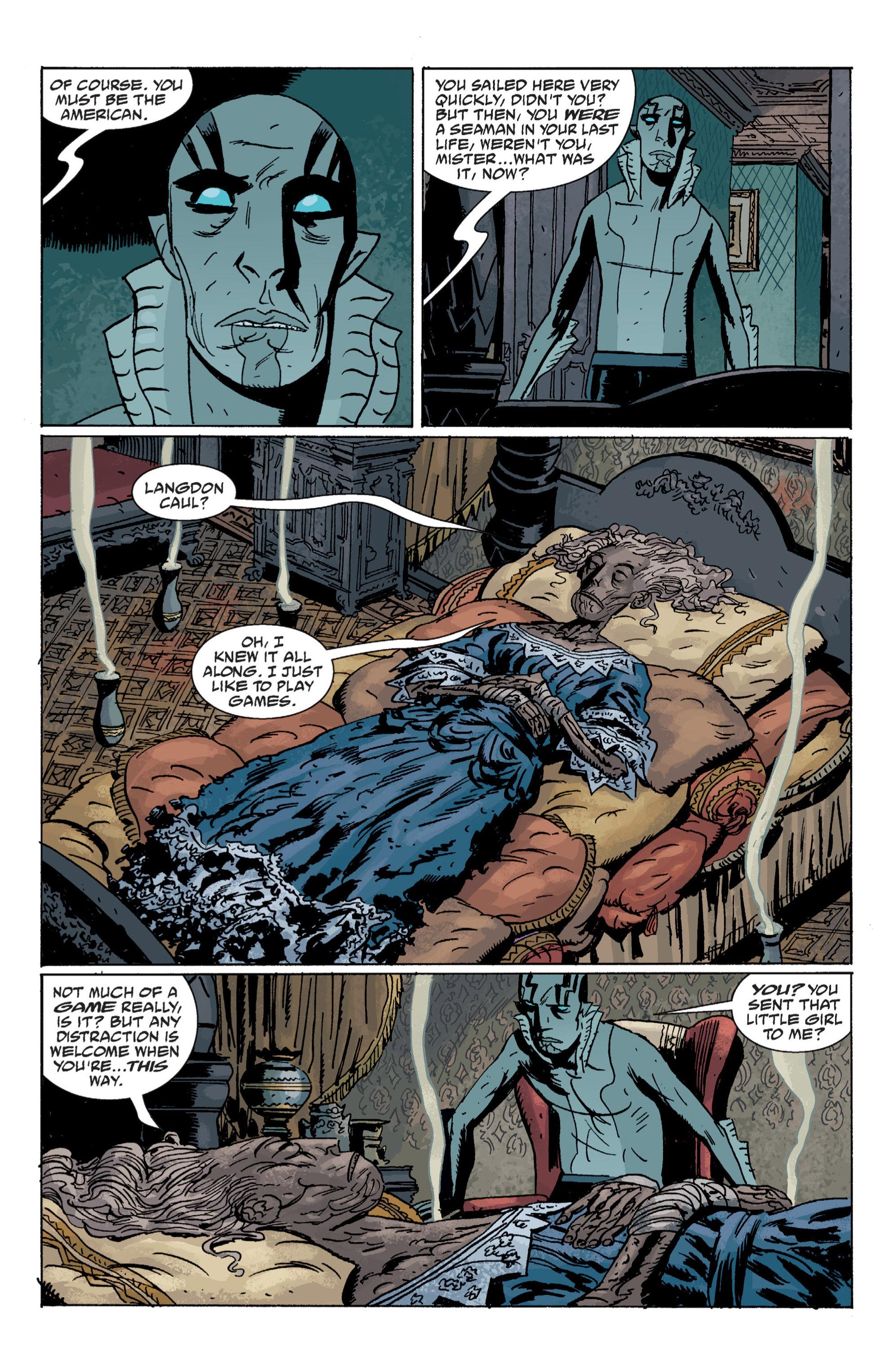 Read online B.P.R.D. (2003) comic -  Issue # TPB 7 - 86