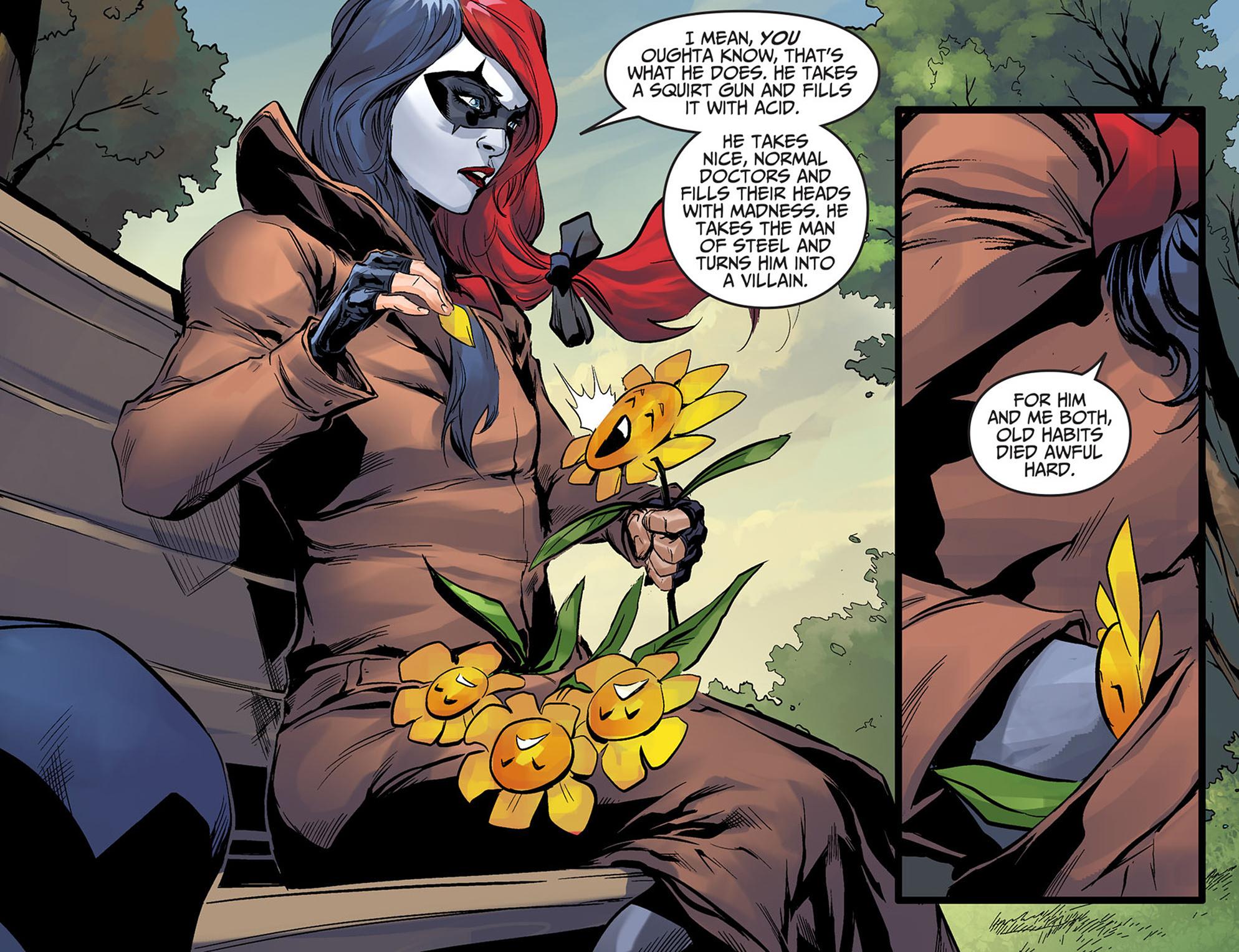 Read online Injustice: Ground Zero comic -  Issue #5 - 19