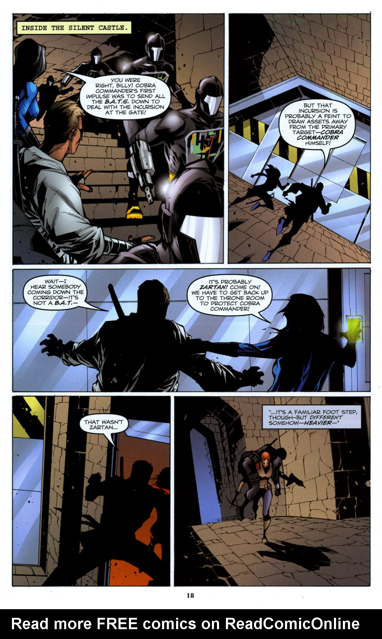 G.I. Joe: A Real American Hero 158 Page 19