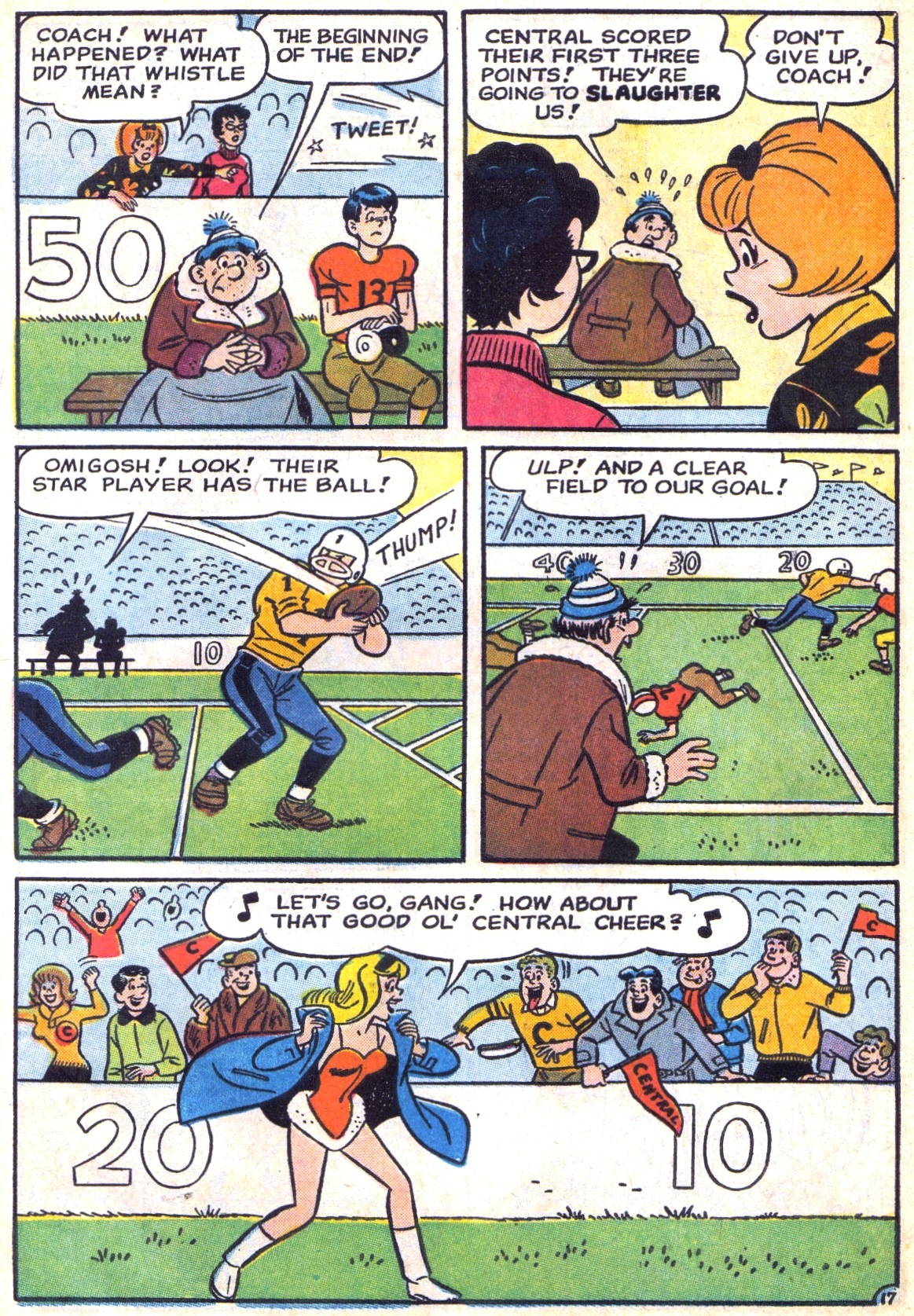 Read online She's Josie comic -  Issue #10 - 22