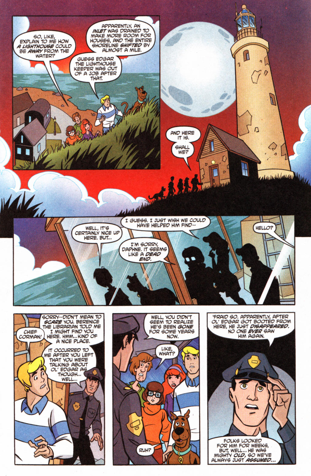 Read online Scooby-Doo (1997) comic -  Issue #117 - 8