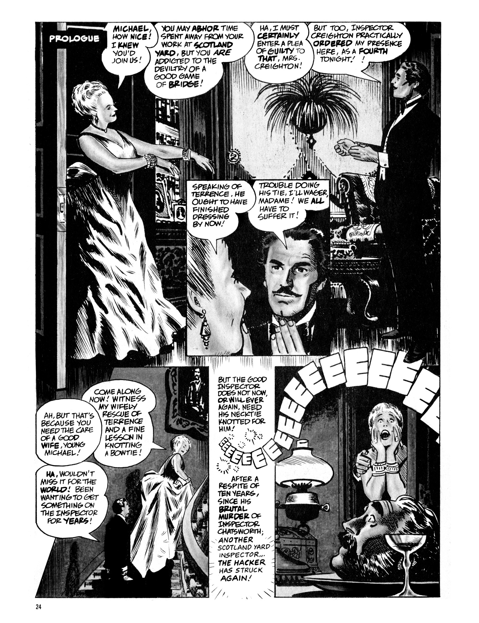 Read online Eerie Archives comic -  Issue # TPB 14 - 25