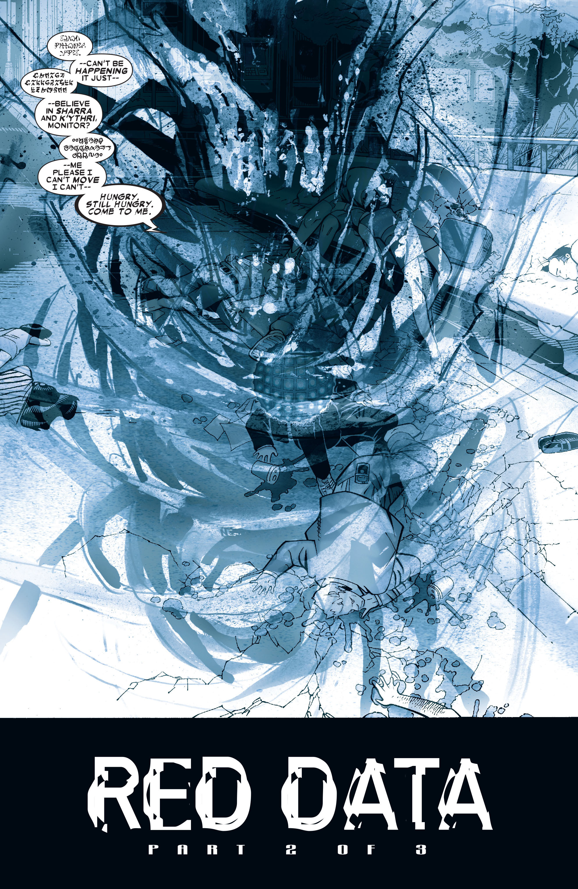 X-Men (1991) 198 Page 4