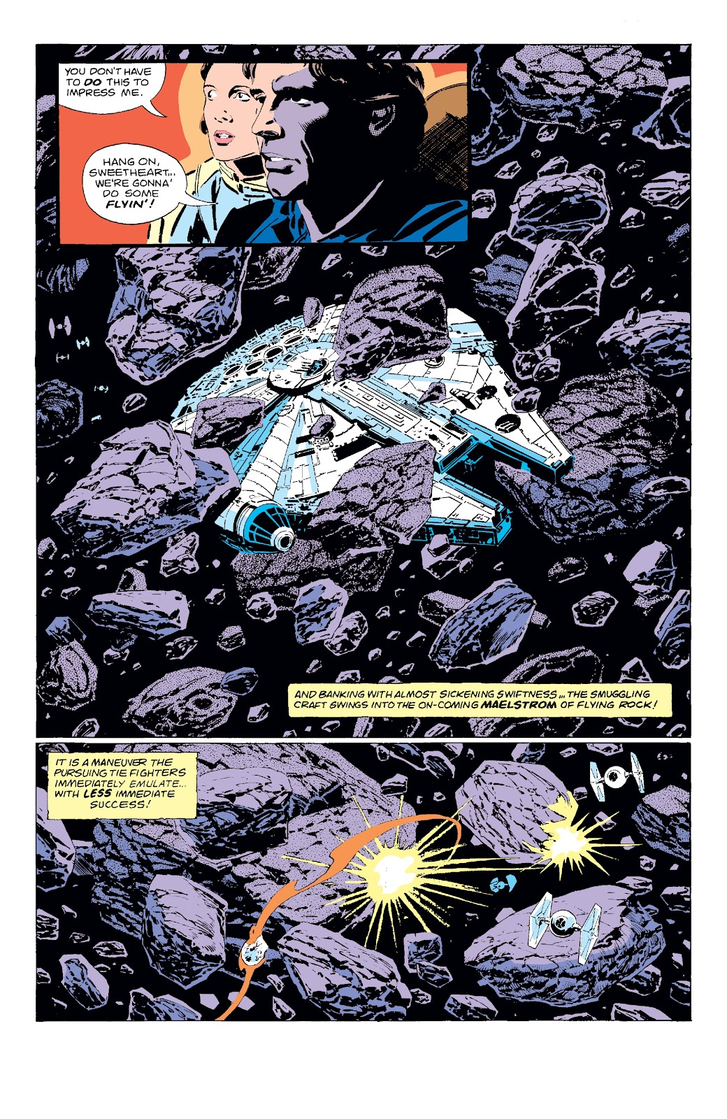 Read online Star Wars Legends: The Original Marvel Years - Epic Collection comic -  Issue # TPB 3 (Part 1) - 55