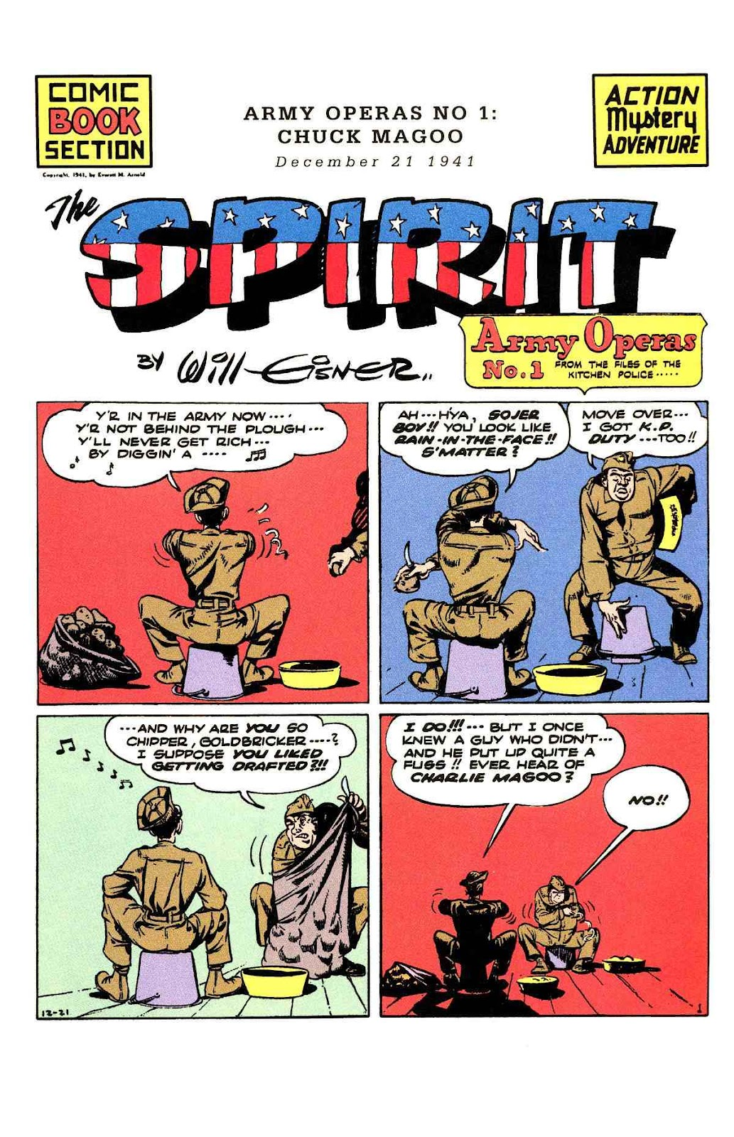 Read online Will Eisner's The Spirit Archives comic -  Issue # TPB 3 (Part 2) - 94