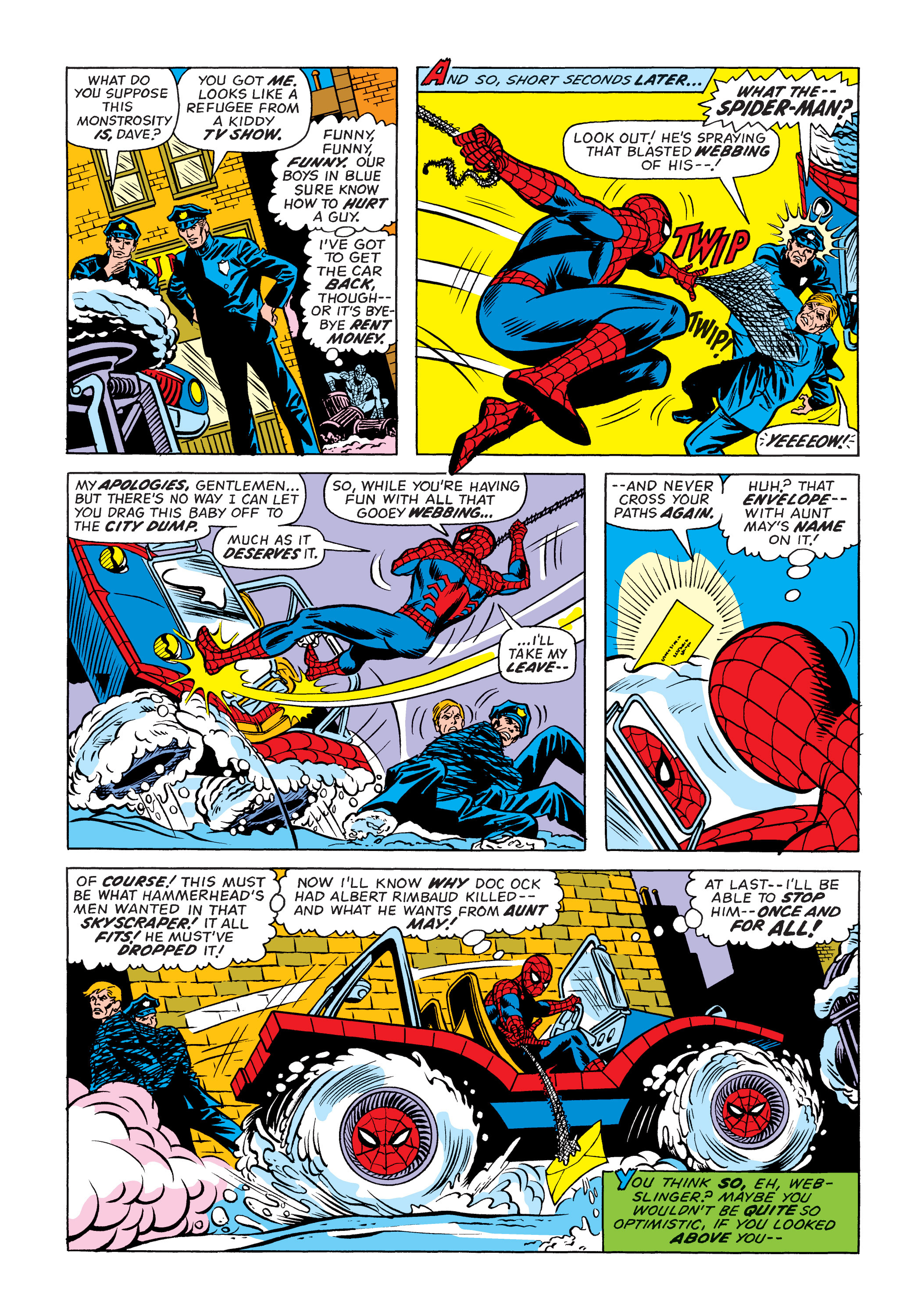 The Amazing Spider-Man (1963) 130 Page 16