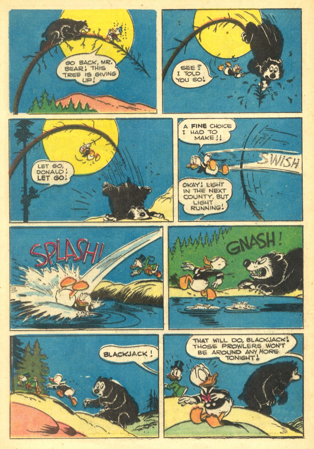 Read online Uncle Scrooge (1953) comic -  Issue #2 - 16