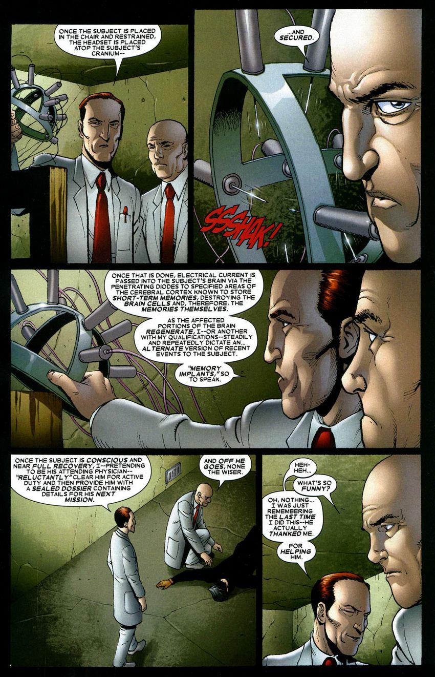 Read online Wolverine: Origins comic -  Issue #7 - 9