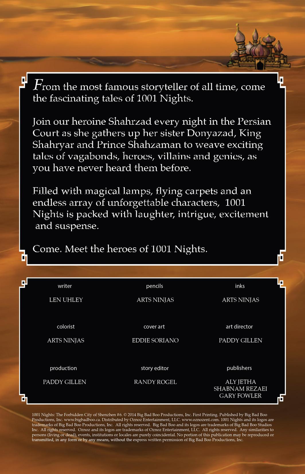 1001 Nights 6 Page 2
