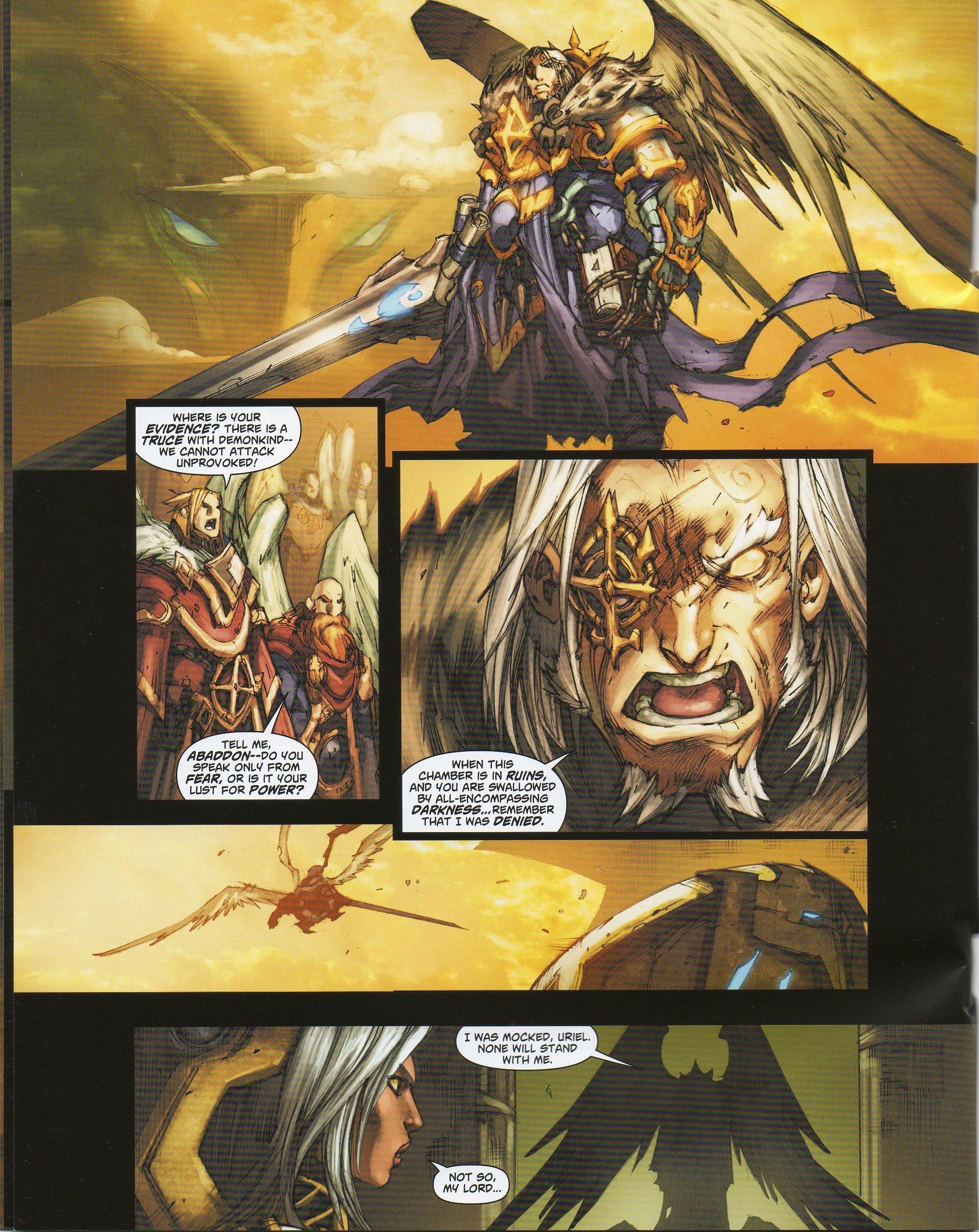Read online Darksiders comic -  Issue # Full - 14
