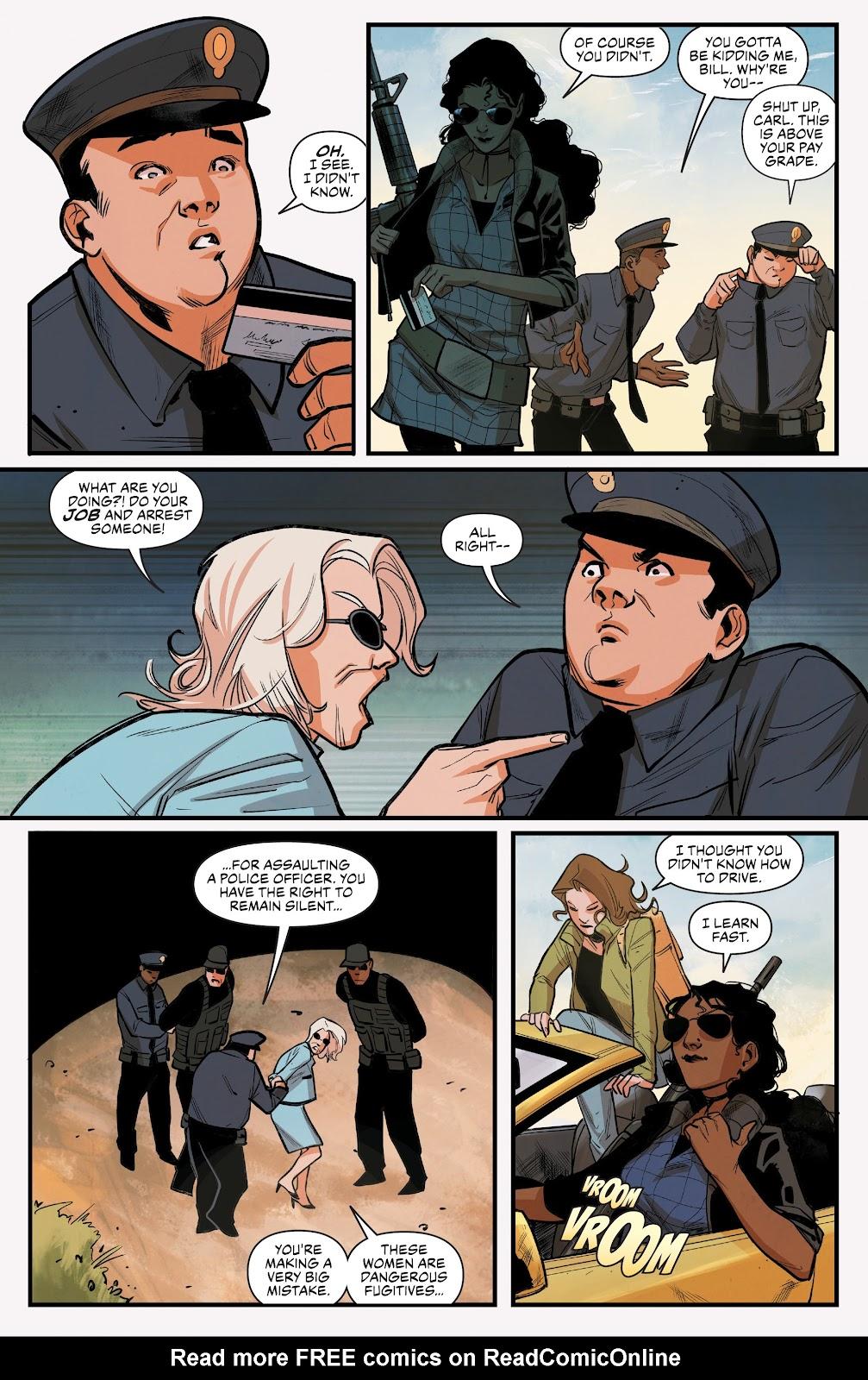Read online Summit comic -  Issue #12 - 13