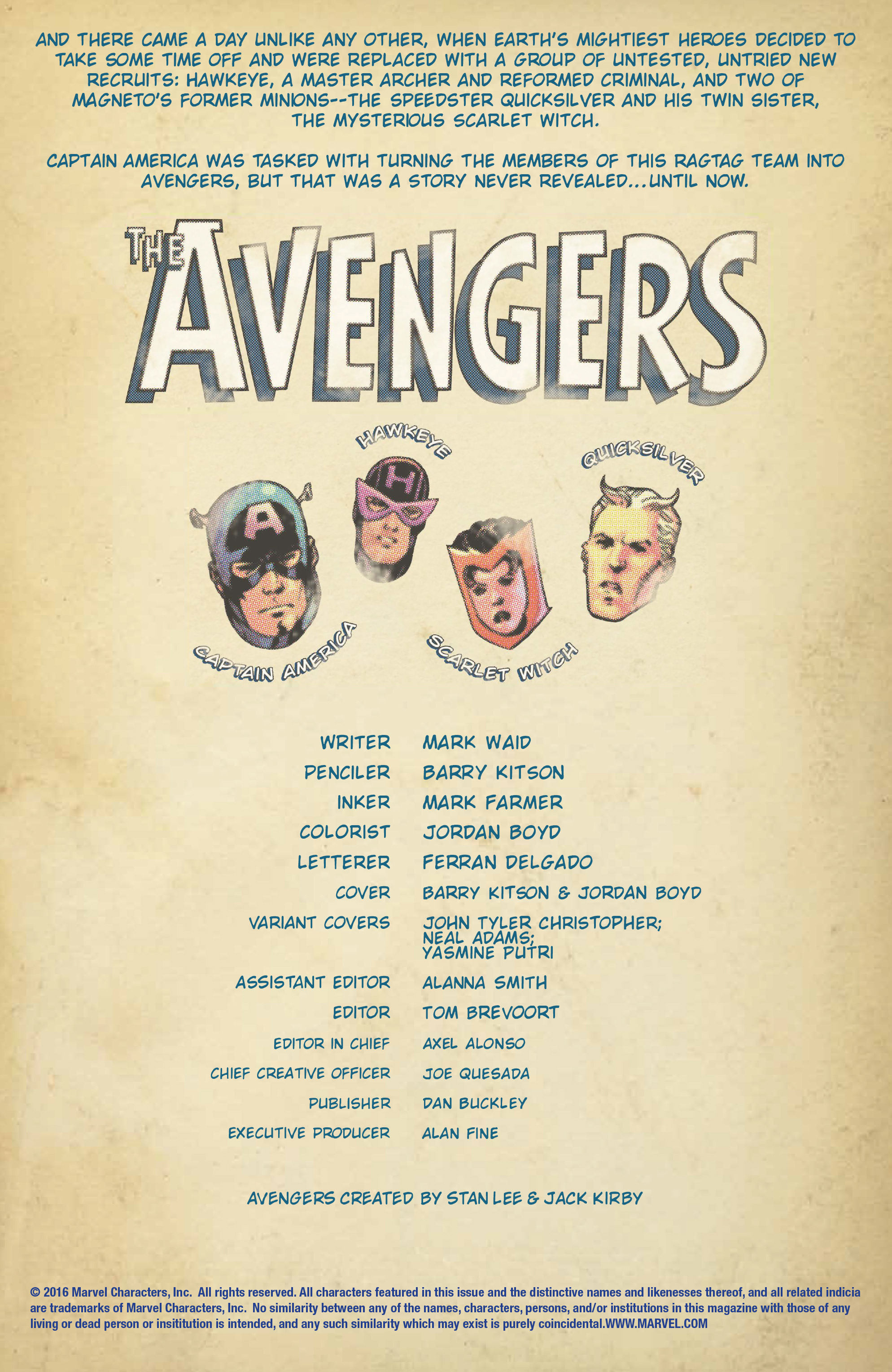 Read online Avengers (2016) comic -  Issue #2.1 - 7