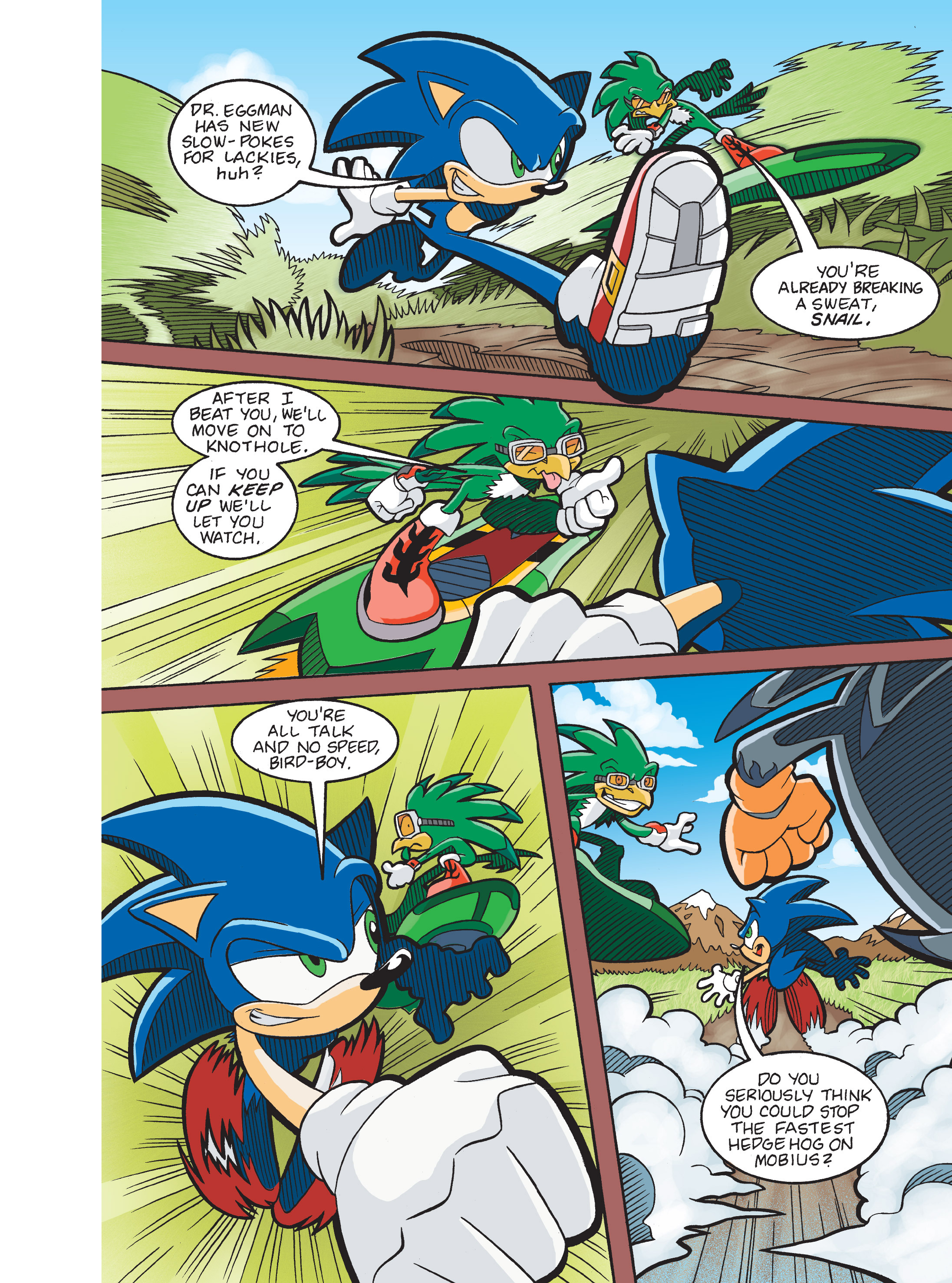 Read online Sonic Super Digest comic -  Issue #8 - 20